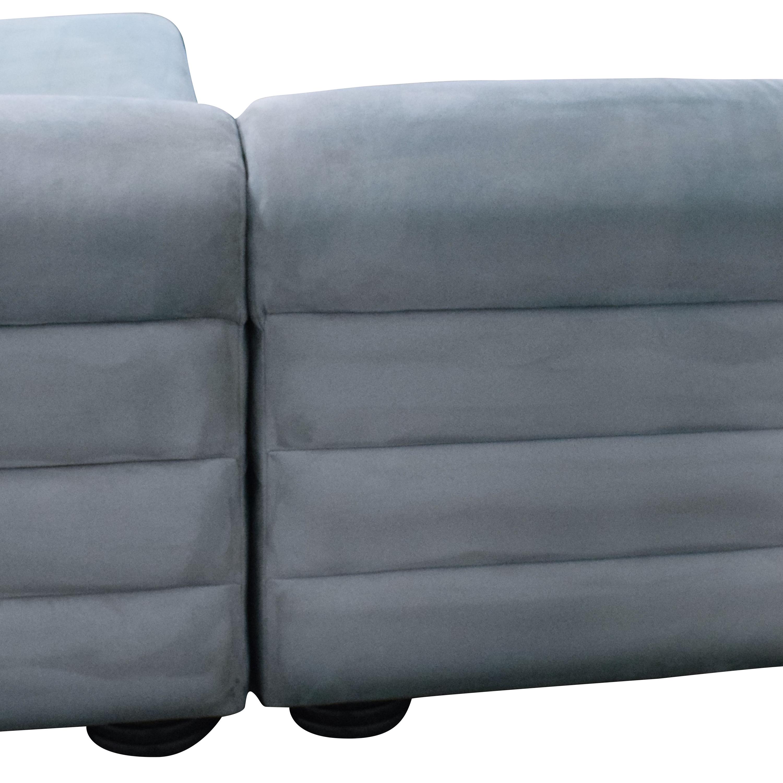 Directional Furniture Directional Furniture Four Piece Sectional Sofa pa
