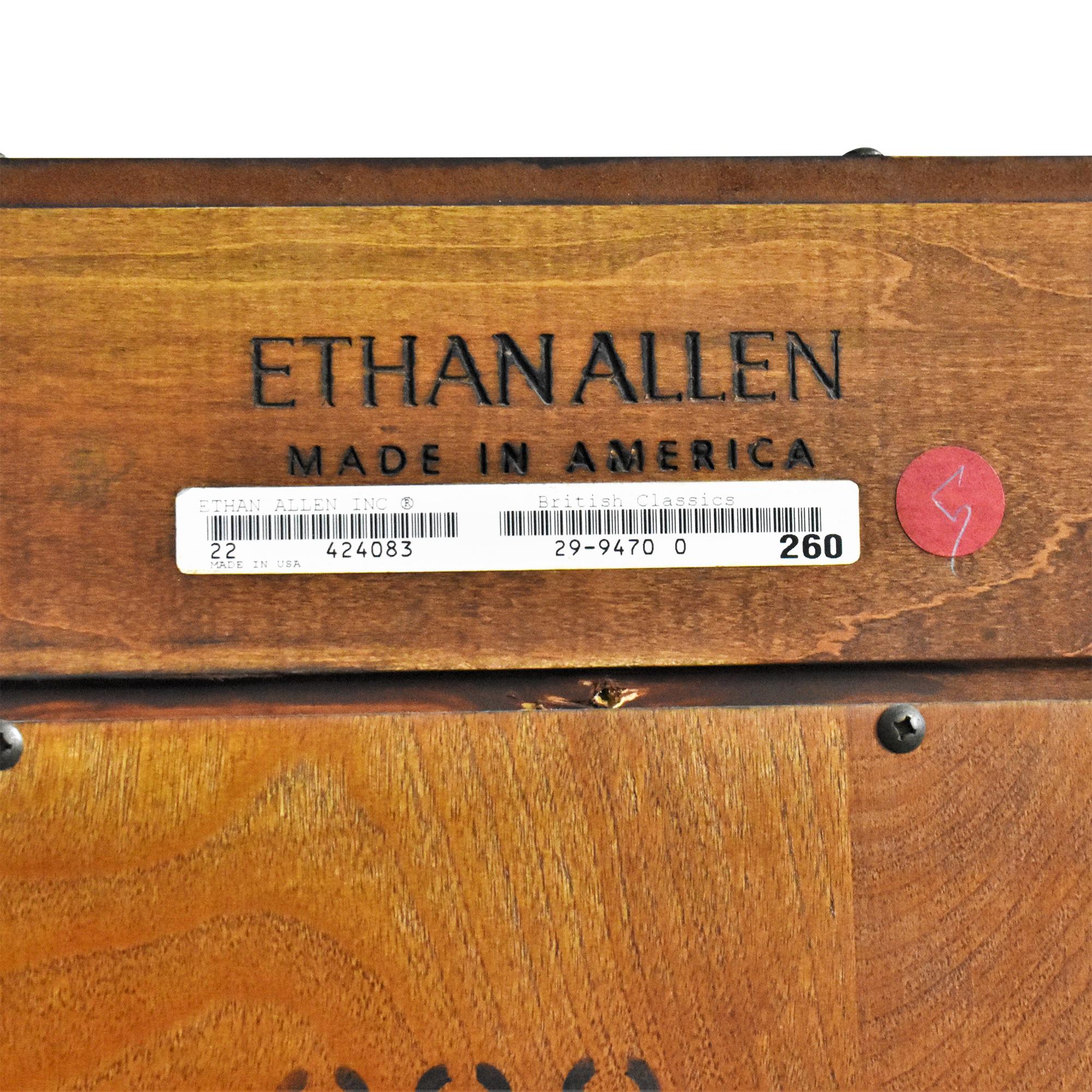 buy Ethan Allen Ethan Allen British Classics Office Armoire online