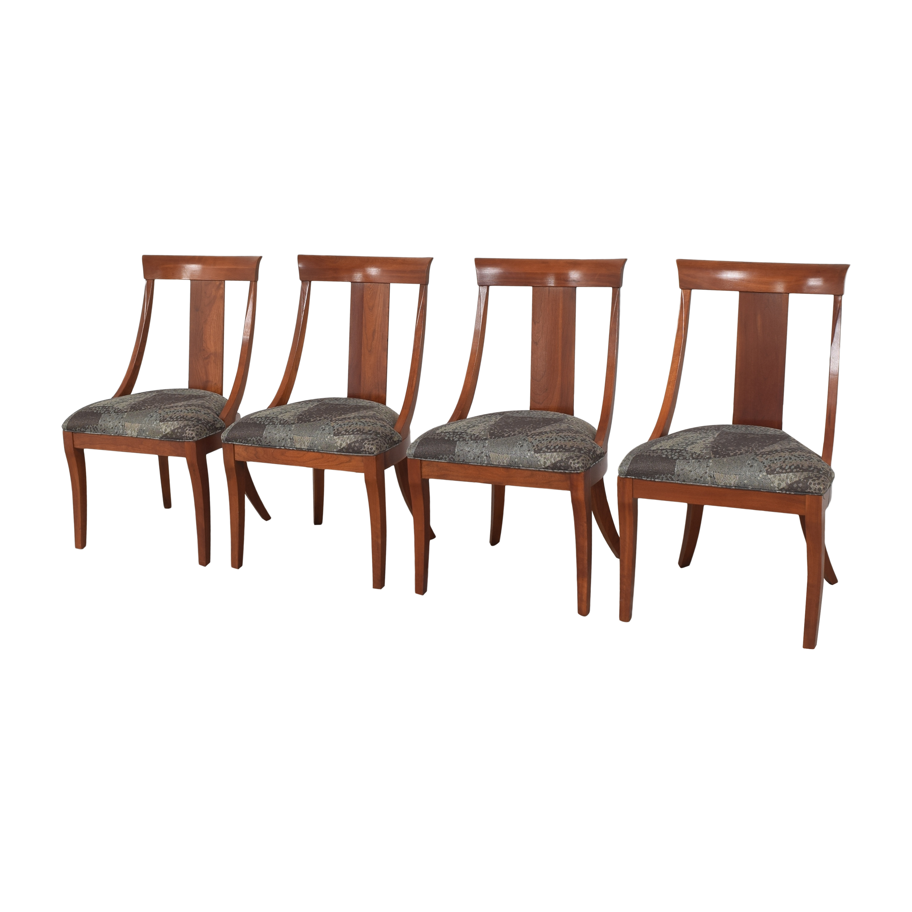 Ethan Allen Ethan Allen Medallion Dining Chairs for sale