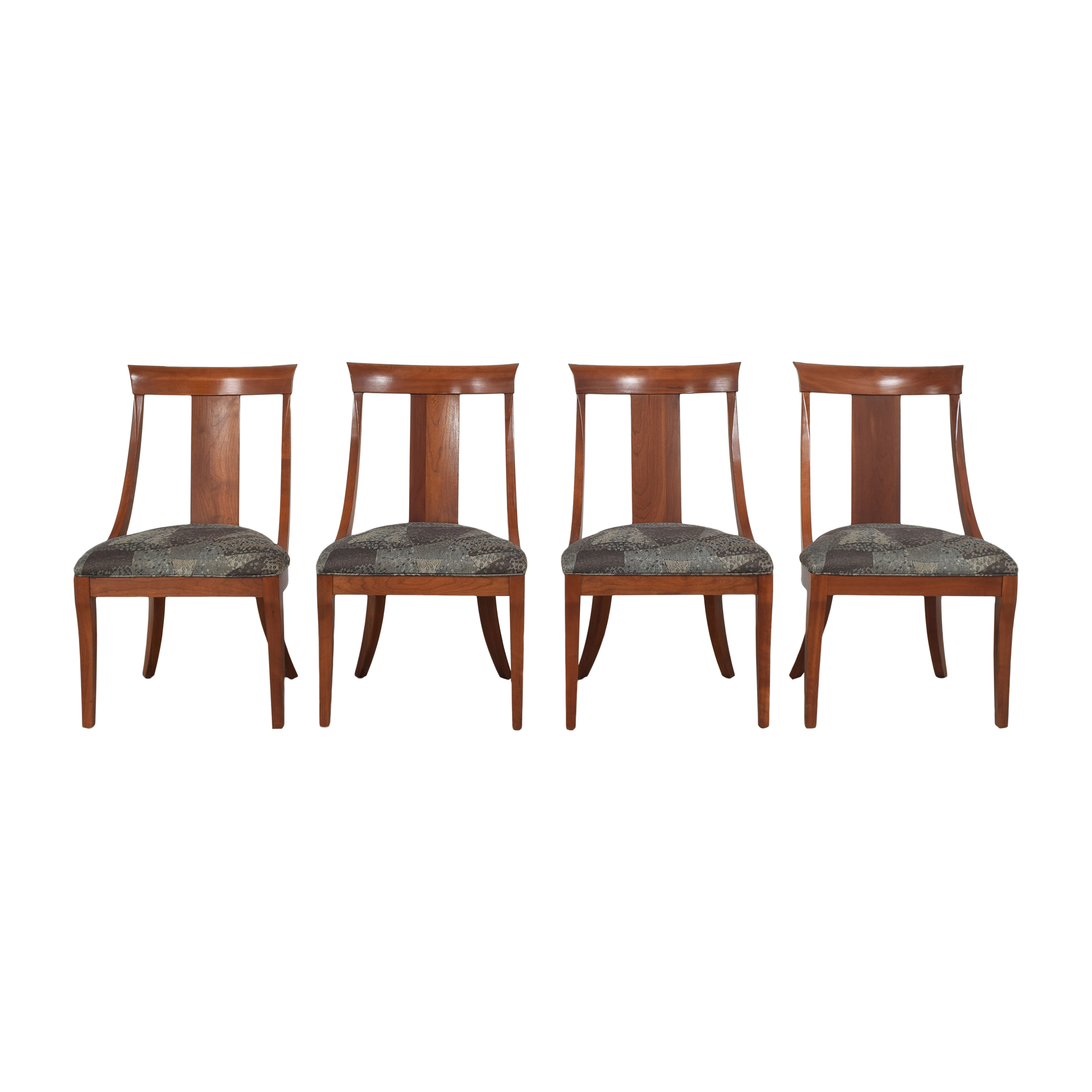 Ethan Allen Ethan Allen Medallion Dining Chairs used