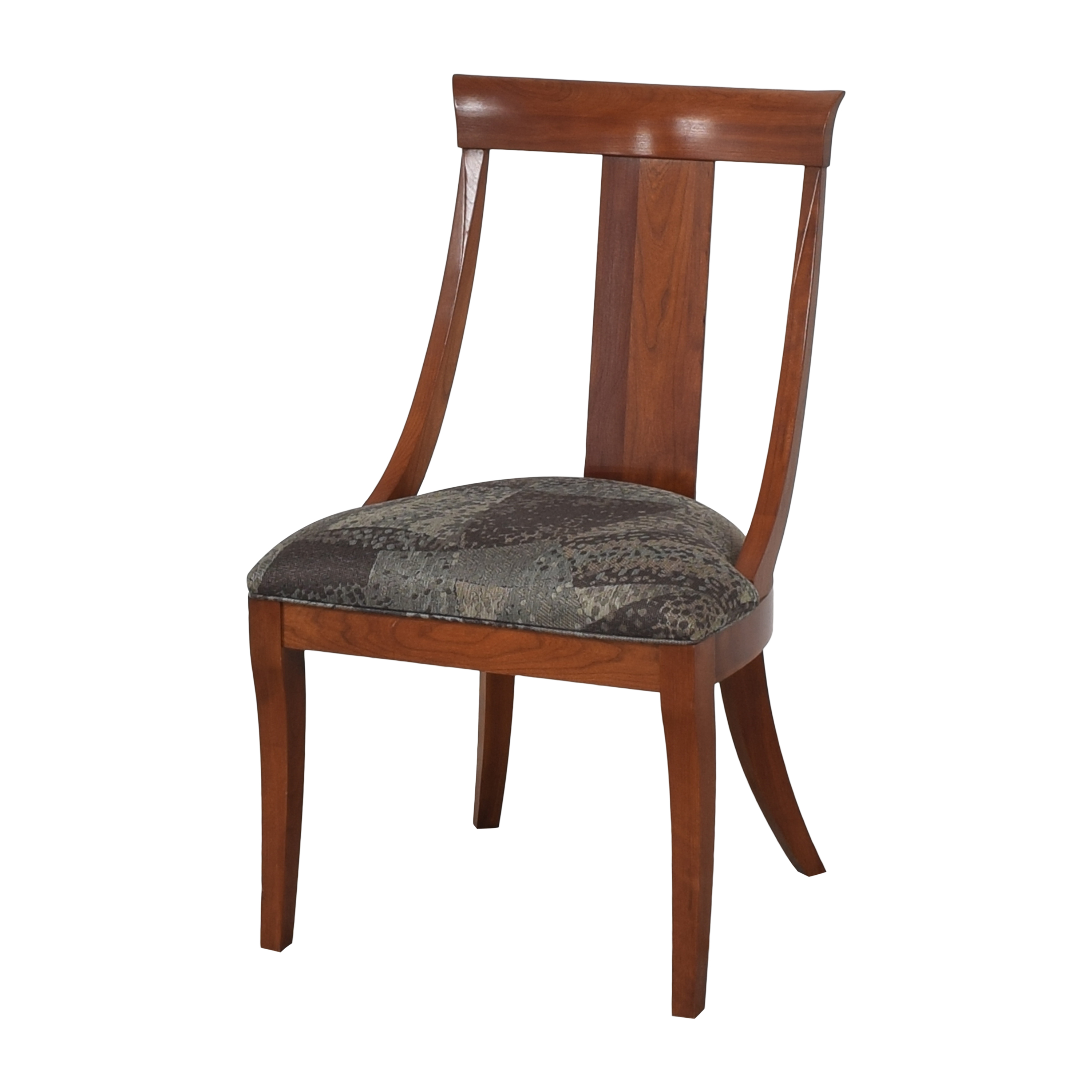 Ethan Allen Medallion Dining Chairs / Chairs