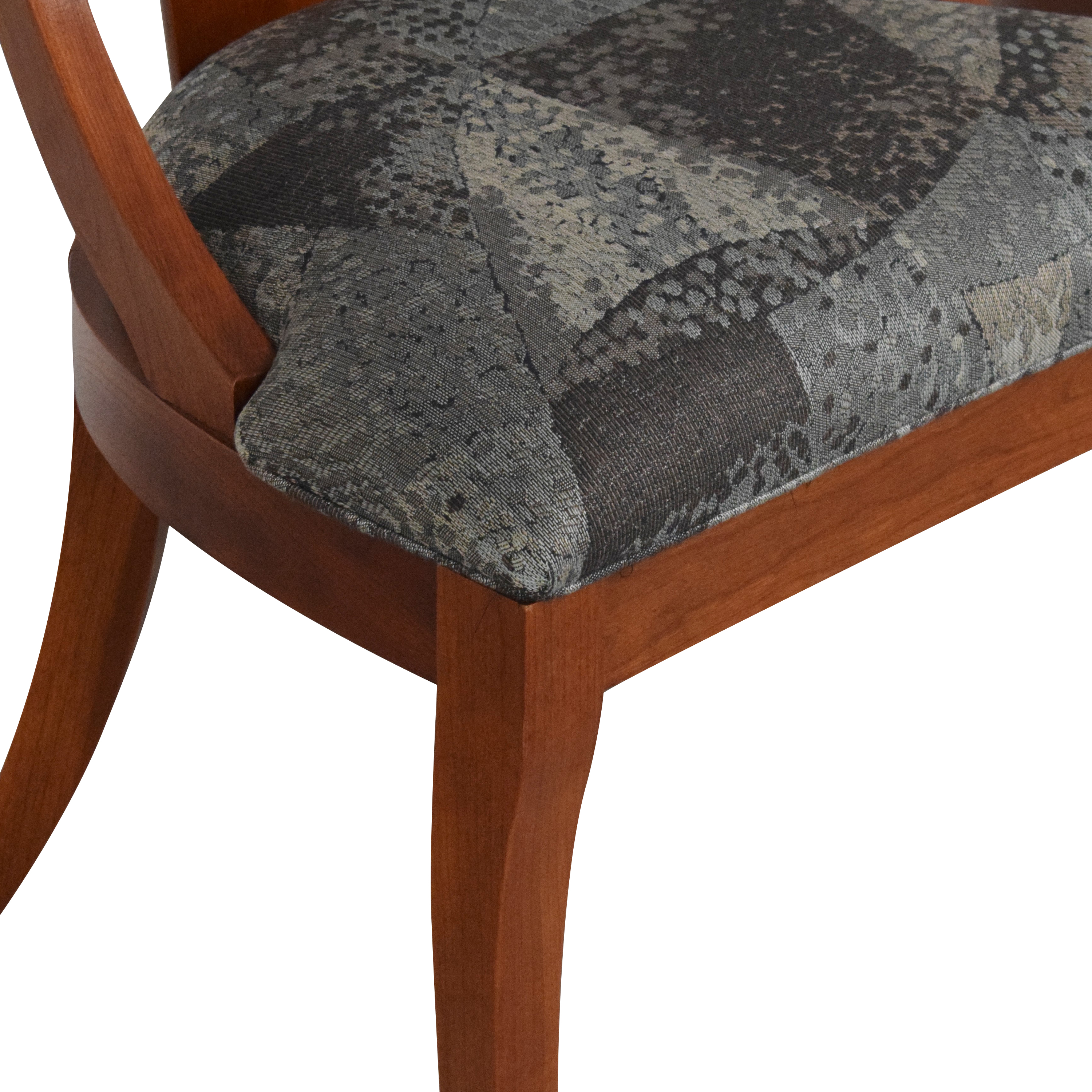 Ethan Allen Ethan Allen Medallion Dining Chairs on sale