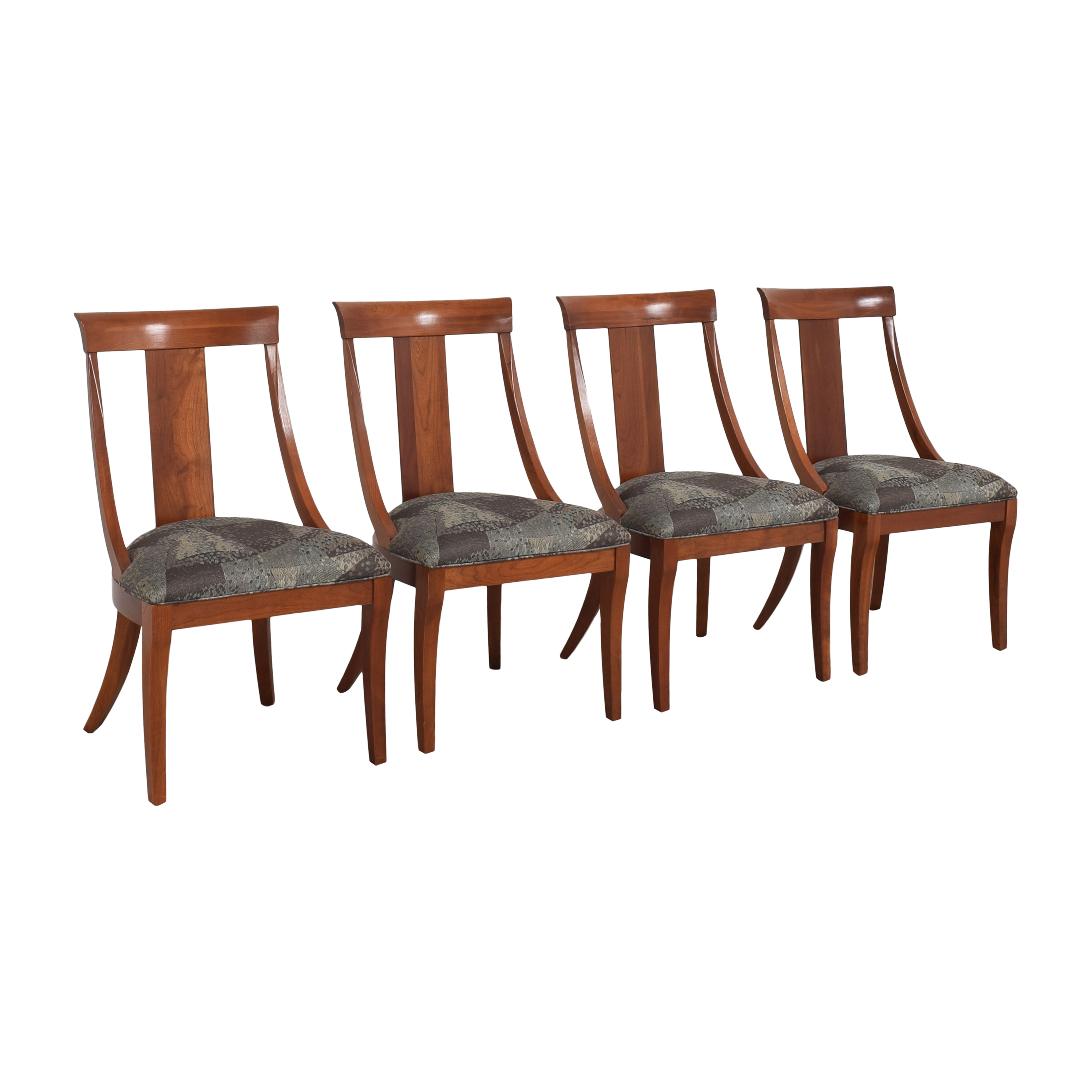 Ethan Allen Ethan Allen Medallion Dining Chairs coupon