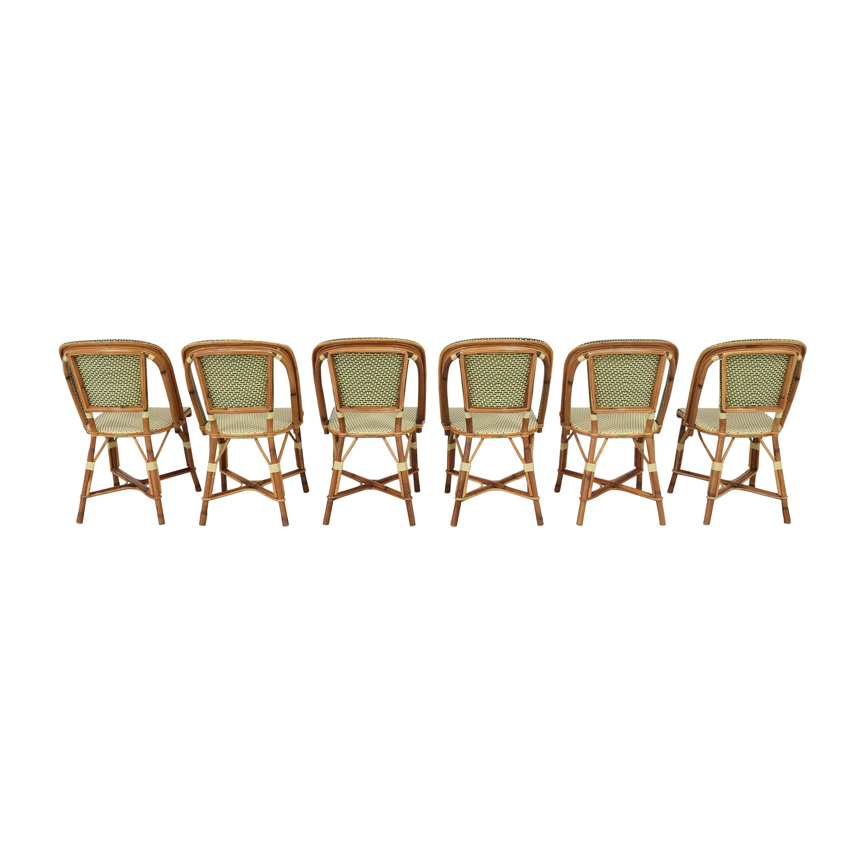 Maison Drucker Maison Drucker Marly Bistro Chairs used