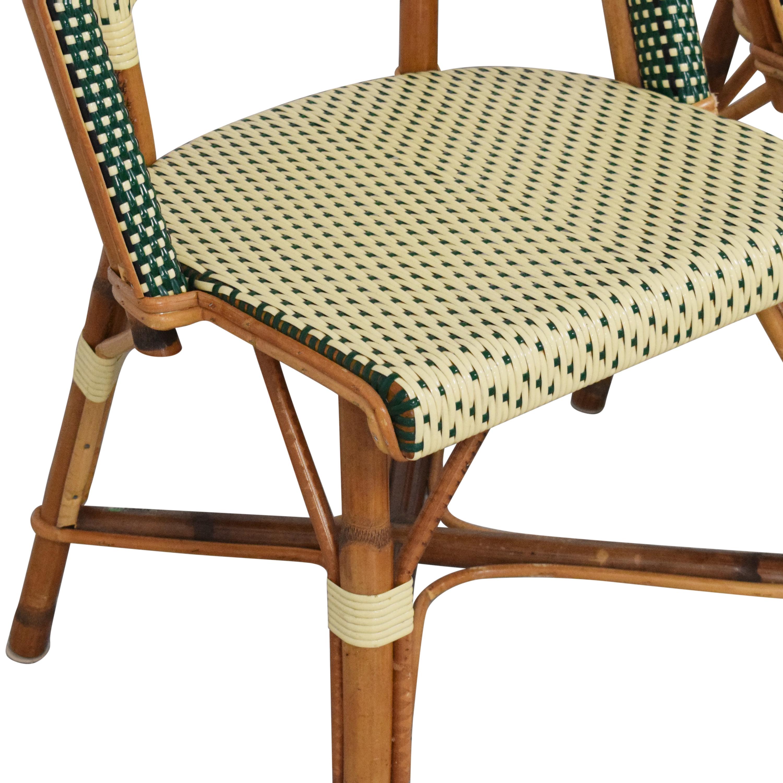 Maison Drucker Maison Drucker Marly Bistro Chairs Dining Chairs