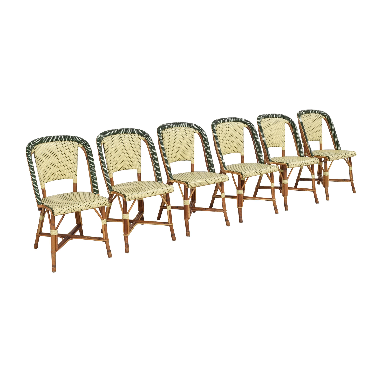 Maison Drucker Maison Drucker Marly Bistro Chairs for sale