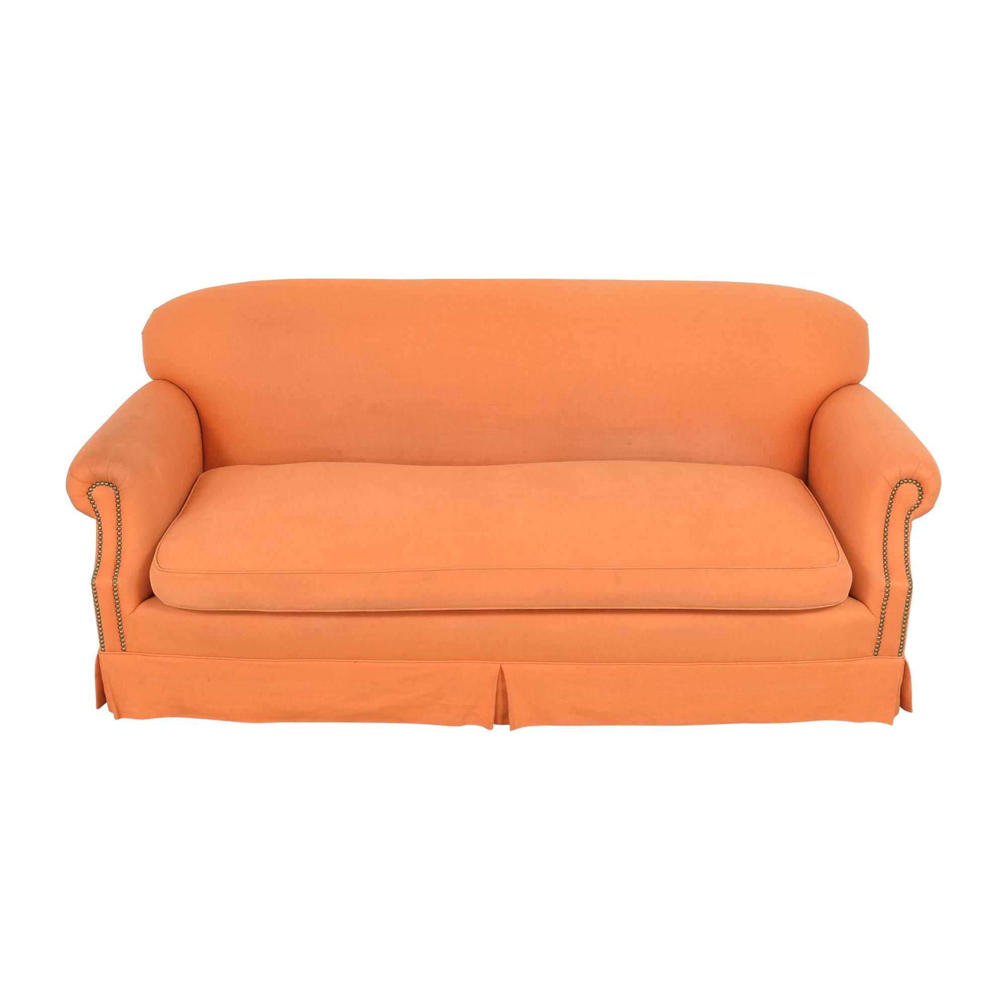 George Smith George Smith Bench Cushion Sofa nj