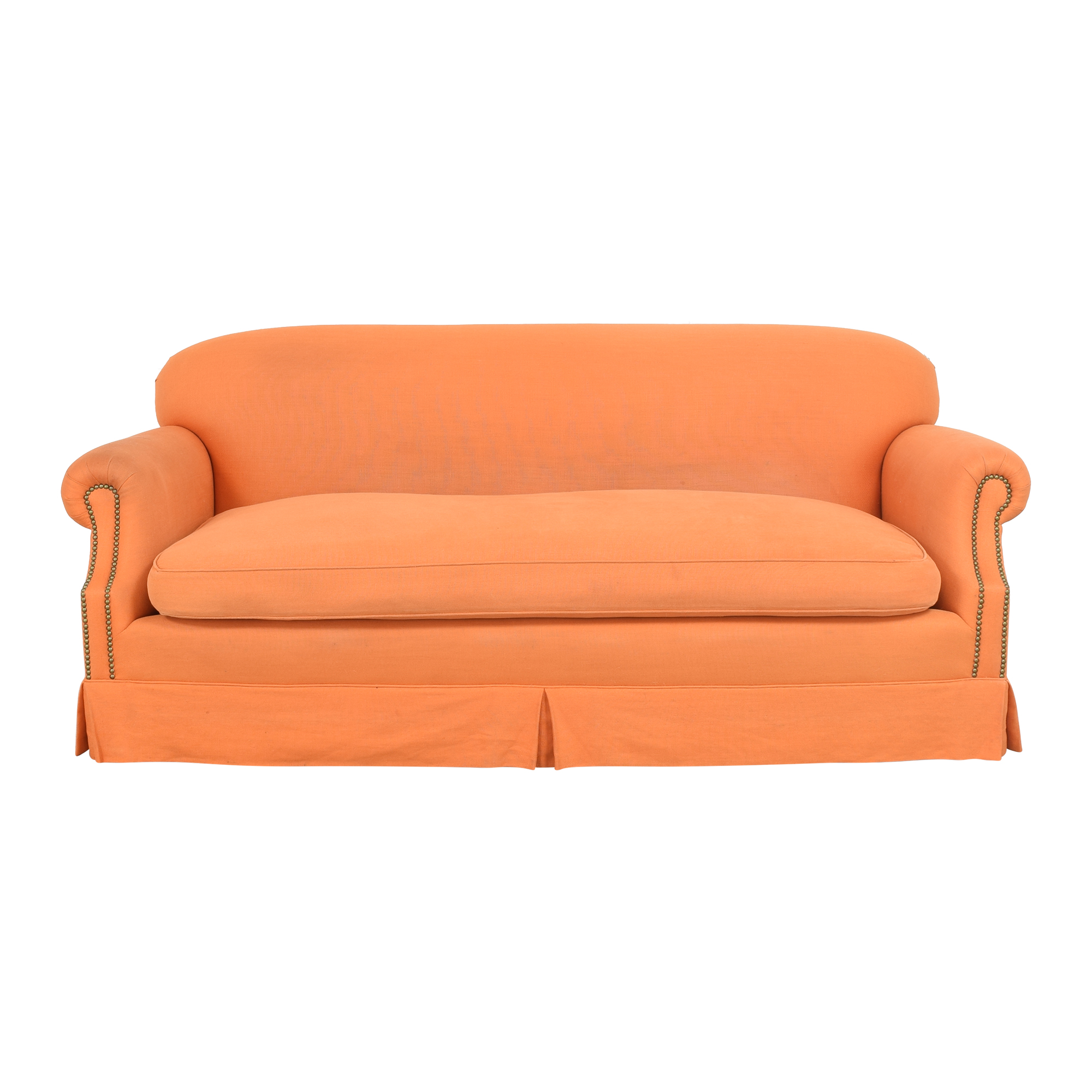 George Smith Bench Cushion Sofa George Smith
