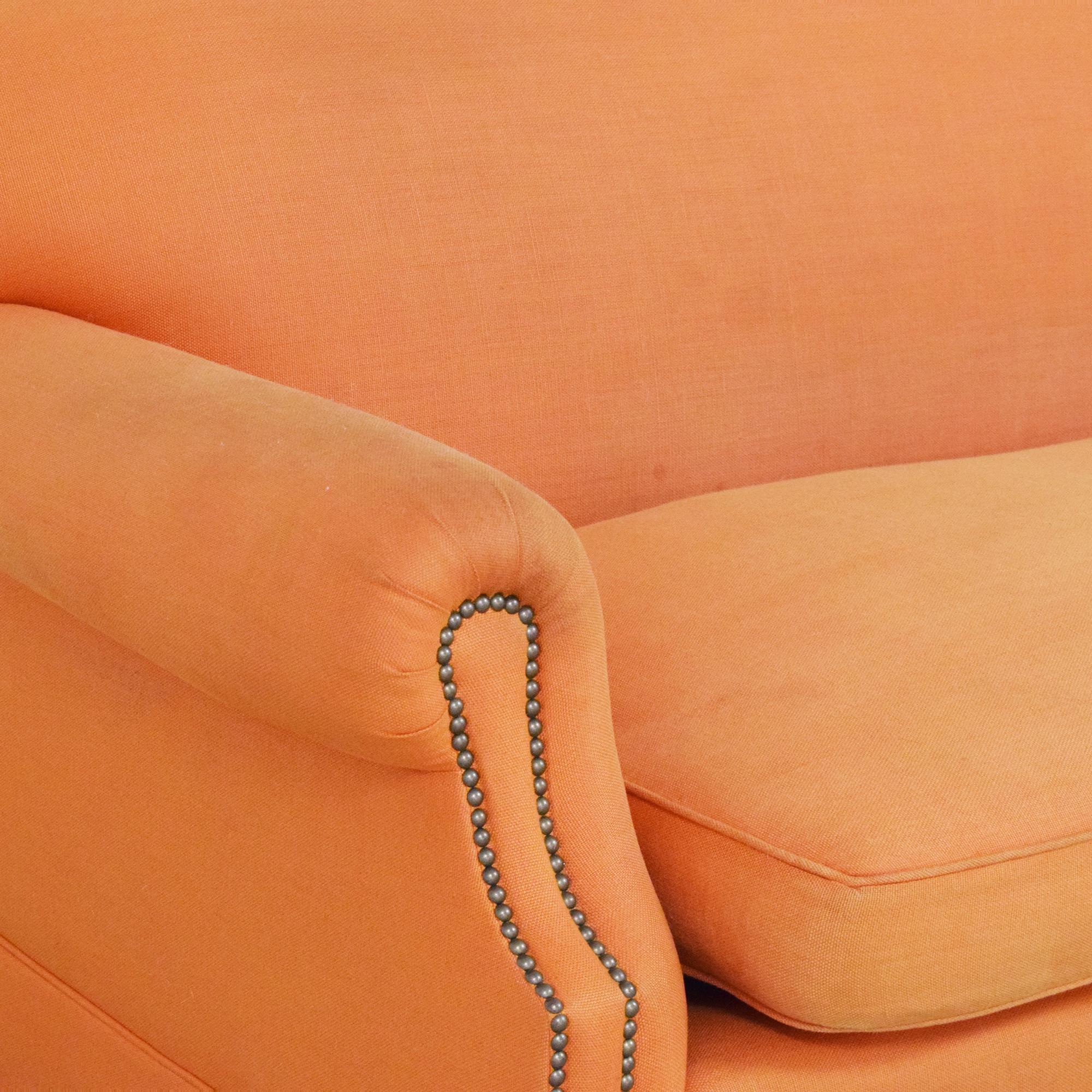 buy George Smith Bench Cushion Sofa George Smith