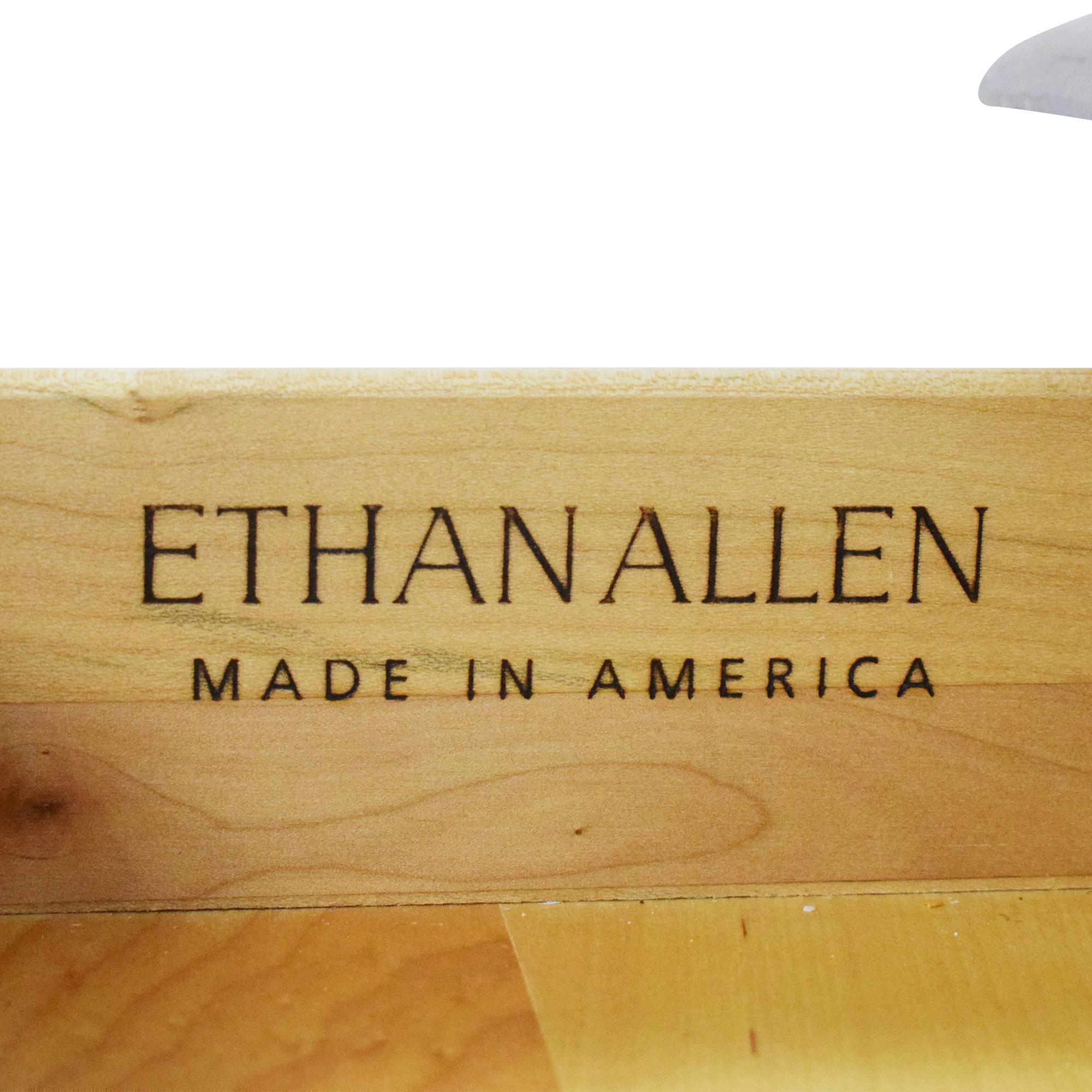 shop Ethan Allen Country Crossings Writing Desk Ethan Allen Home Office Desks