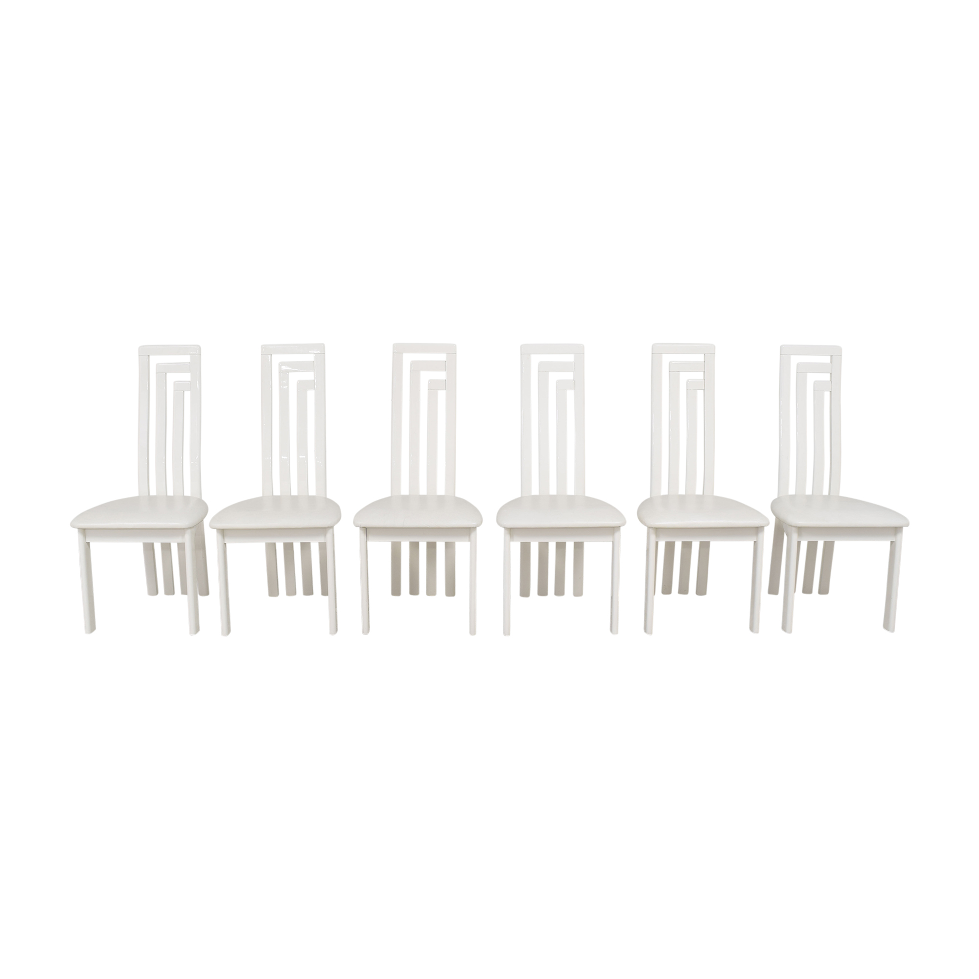 Carrier Furniture Carrier Furniture High Back Dining Chairs Chairs