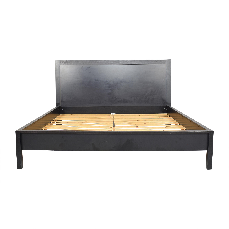 BoConcept King Panel Bed sale