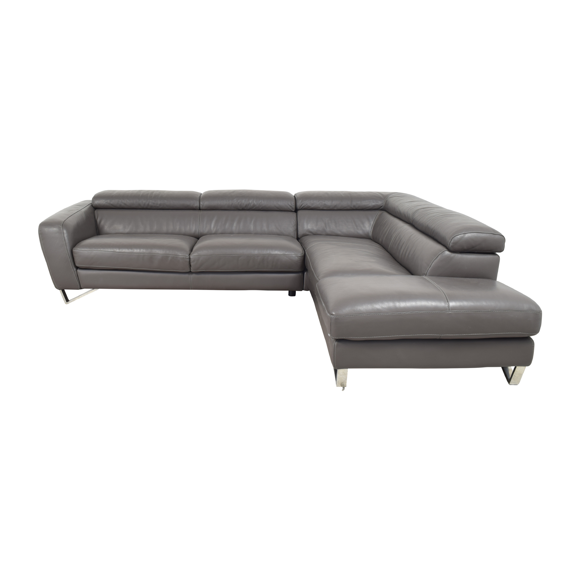 Bloomingdale's Bloomingdale's Nicoletti Chaise Sectional Sofa