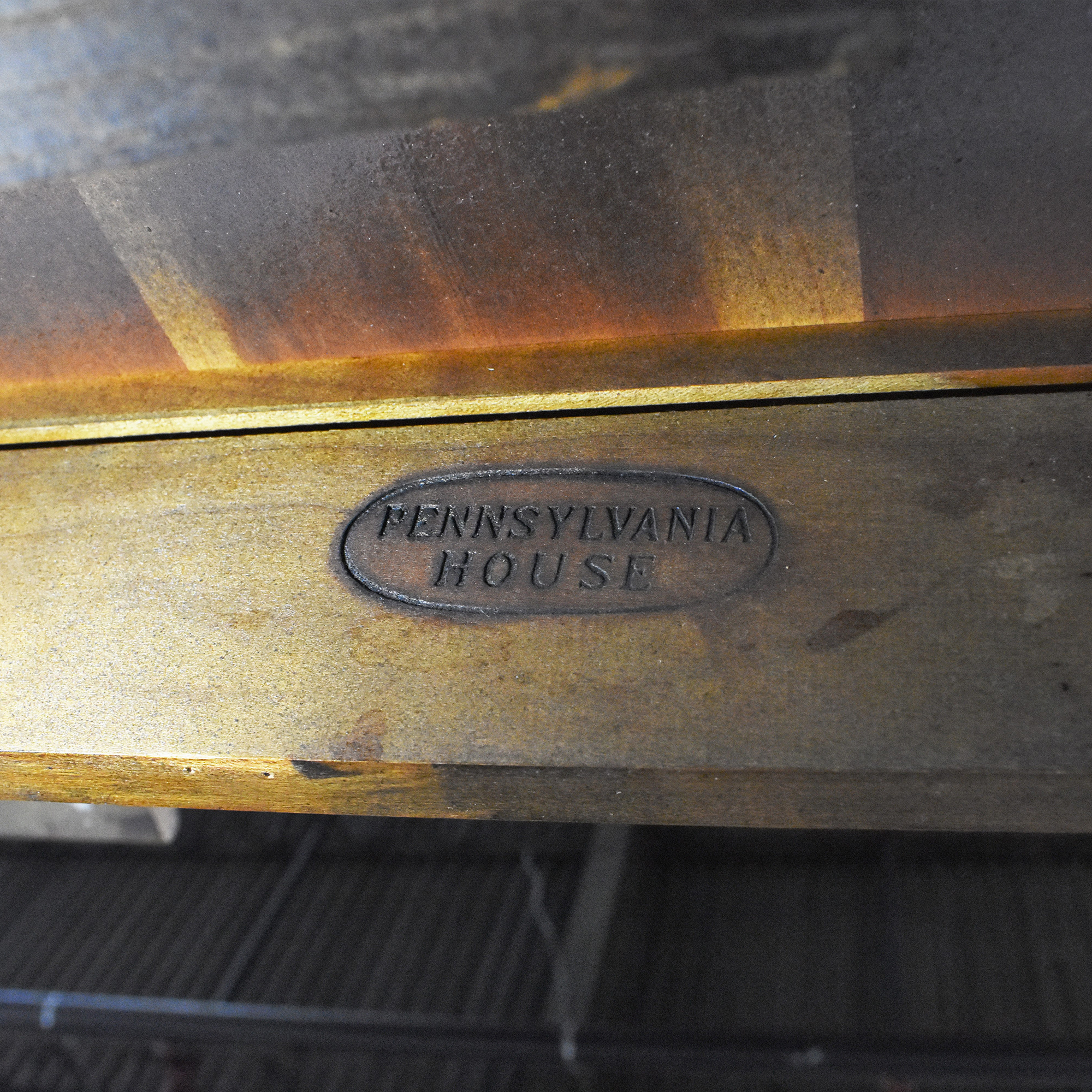 Pennsylvania House Pennsylvania House Double Pedestal Dining Table Tables