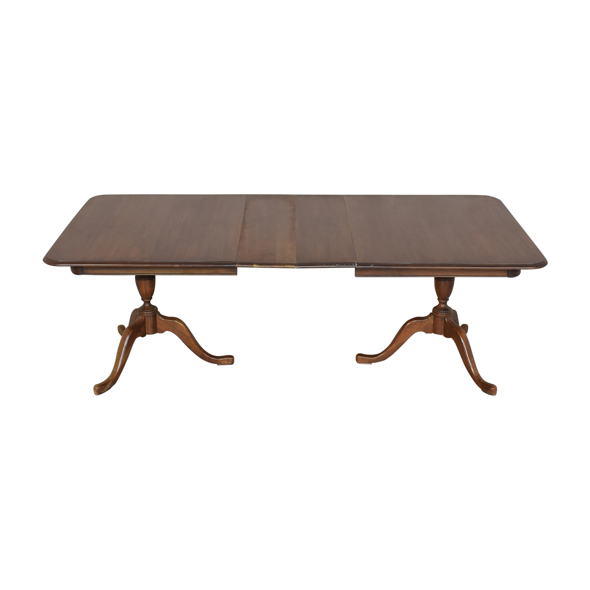 buy Pennsylvania House Pennsylvania House Double Pedestal Dining Table online