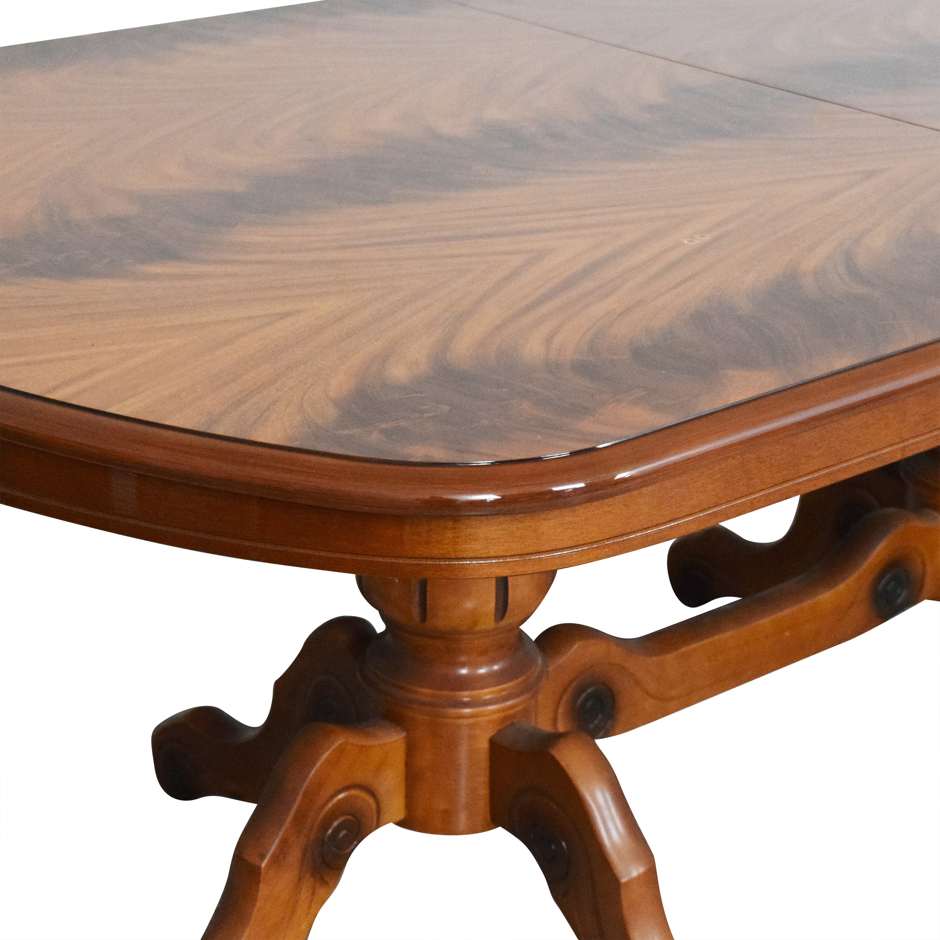 Extendable Trestle Dining Table price