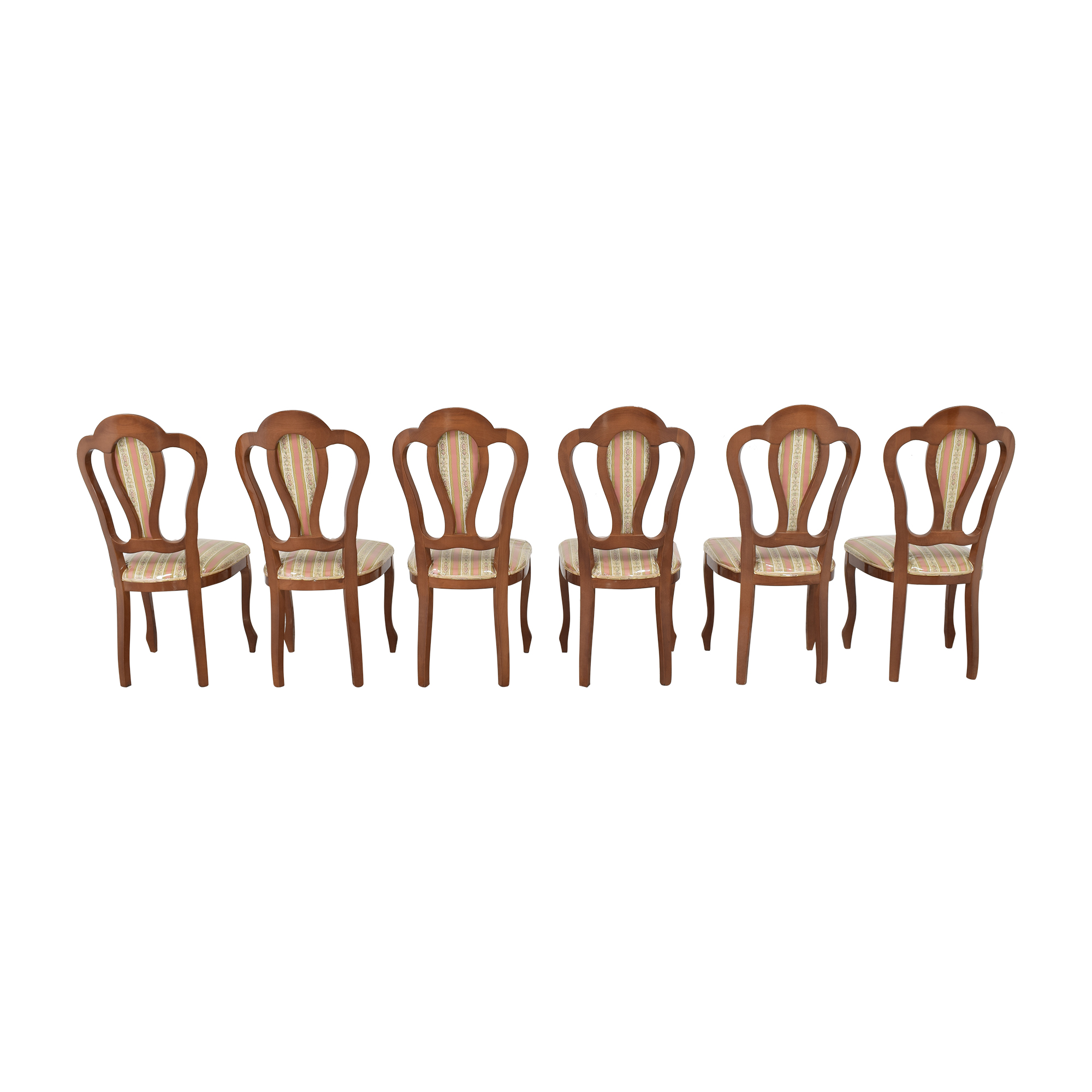 Upholstered Dining Chairs dimensions