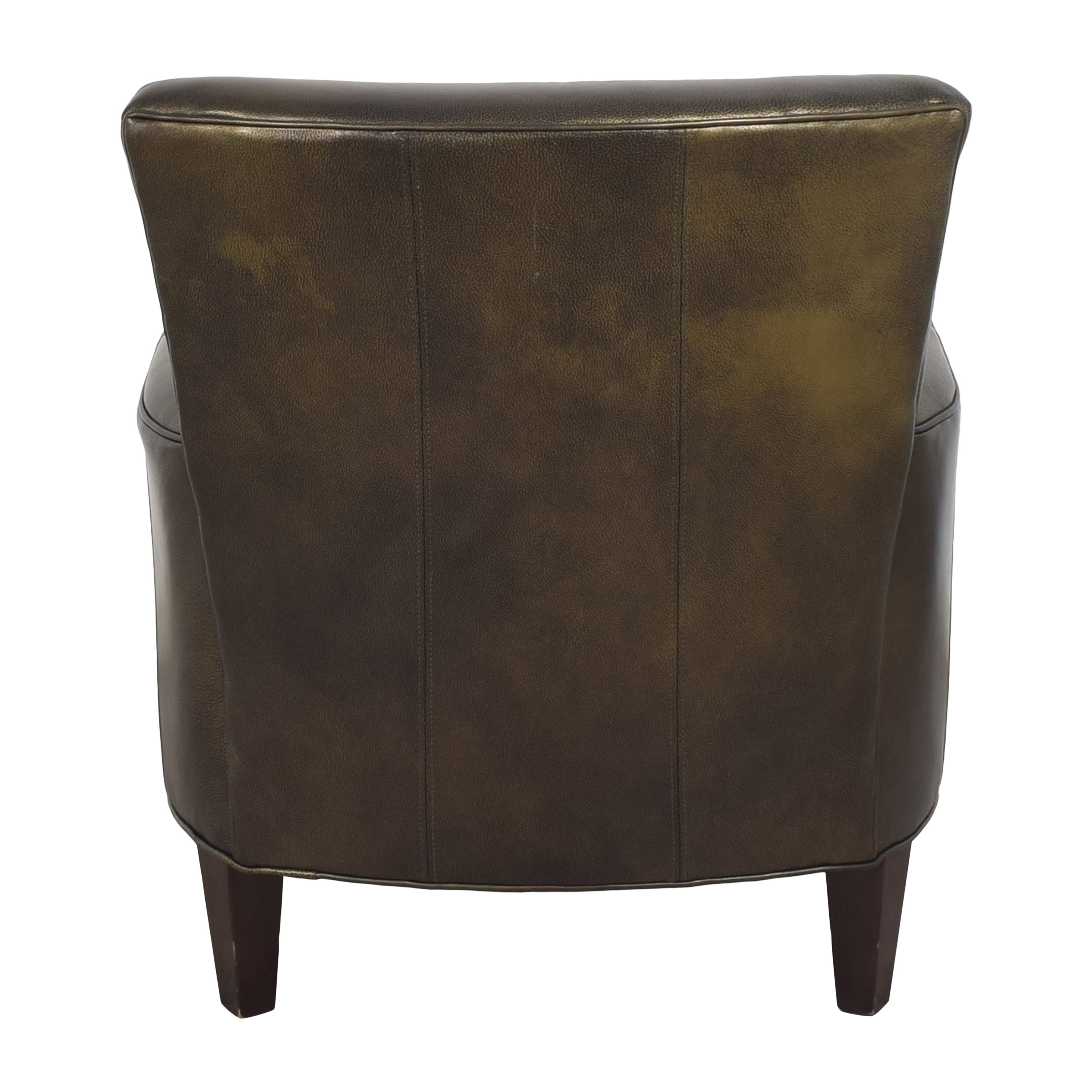 Ethan Allen Tufted Wingback Chair / Accent Chairs