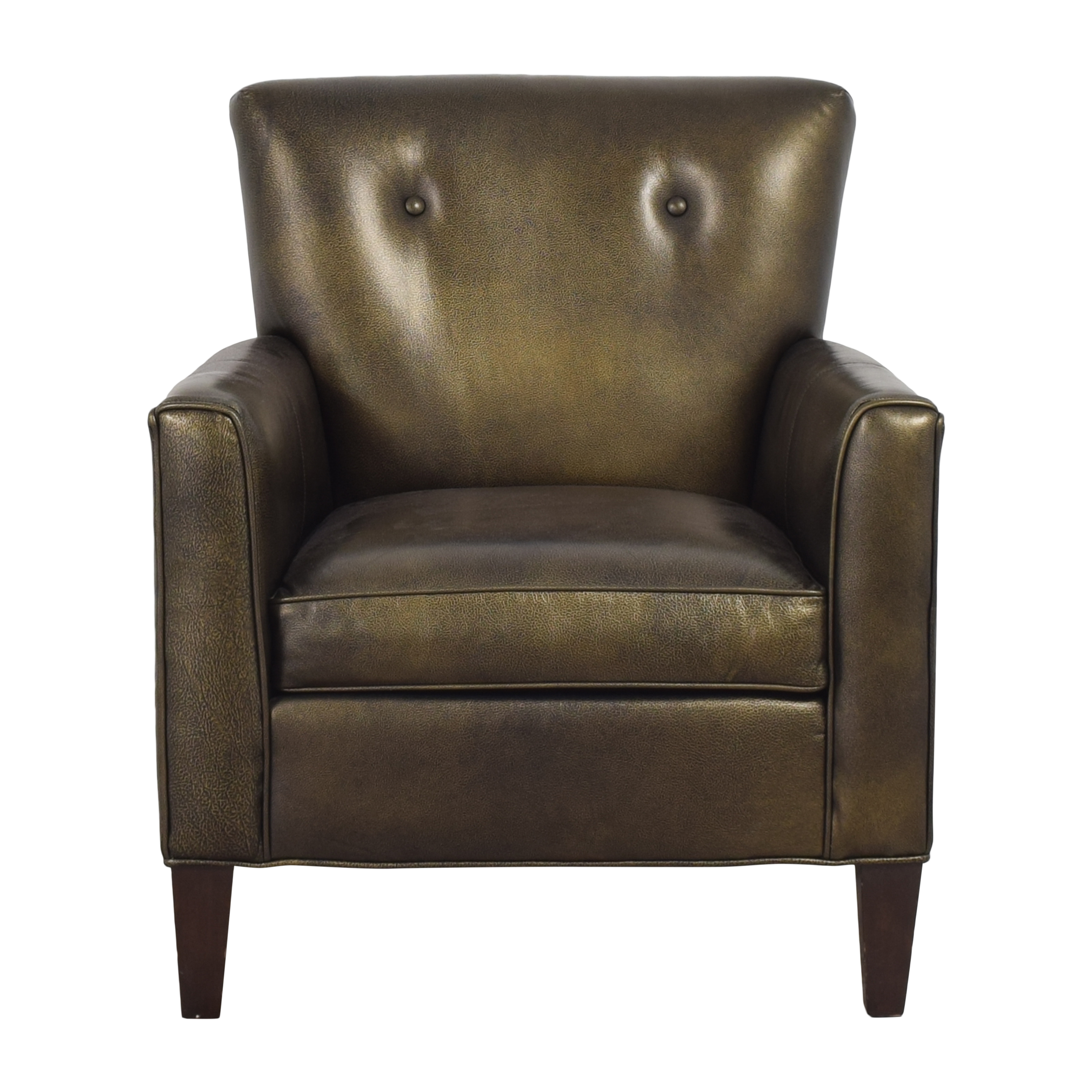 buy Ethan Allen Tufted Wingback Chair Ethan Allen Accent Chairs
