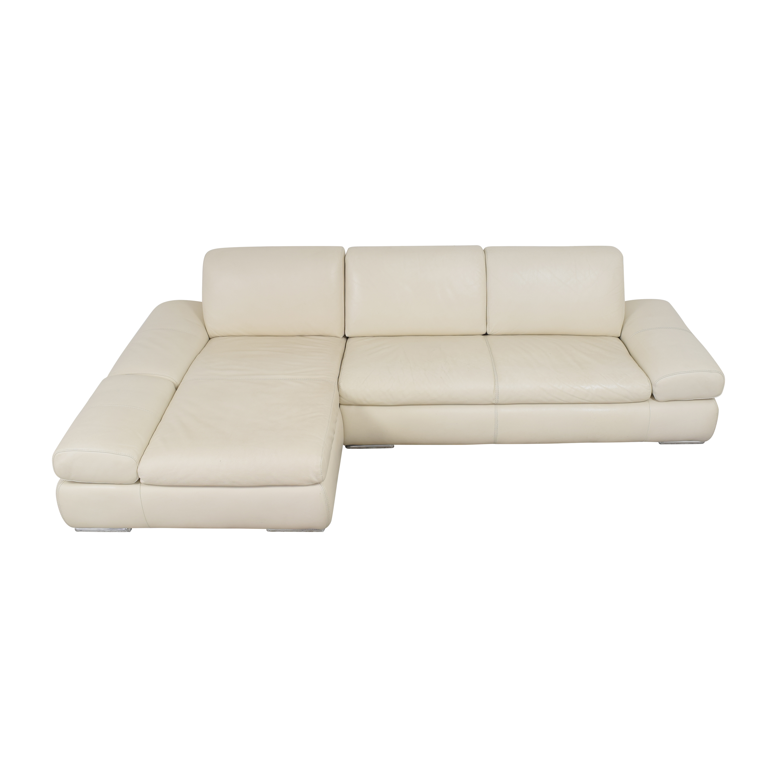 shop Bloomingdale's Sectional Sofa with Chaise Bloomingdale's Sectionals