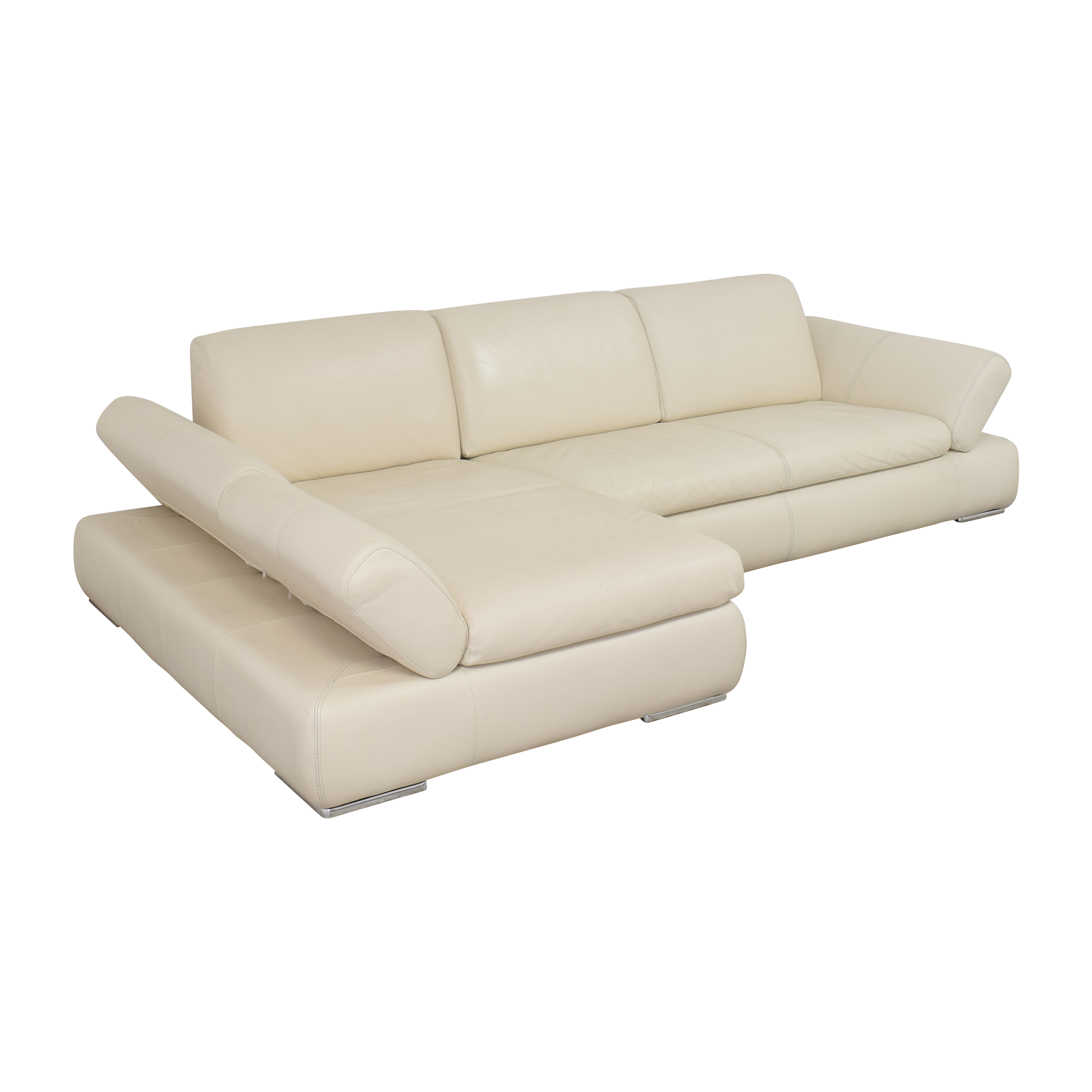 Bloomingdale's Bloomingdale's Sectional Sofa with Chaise used
