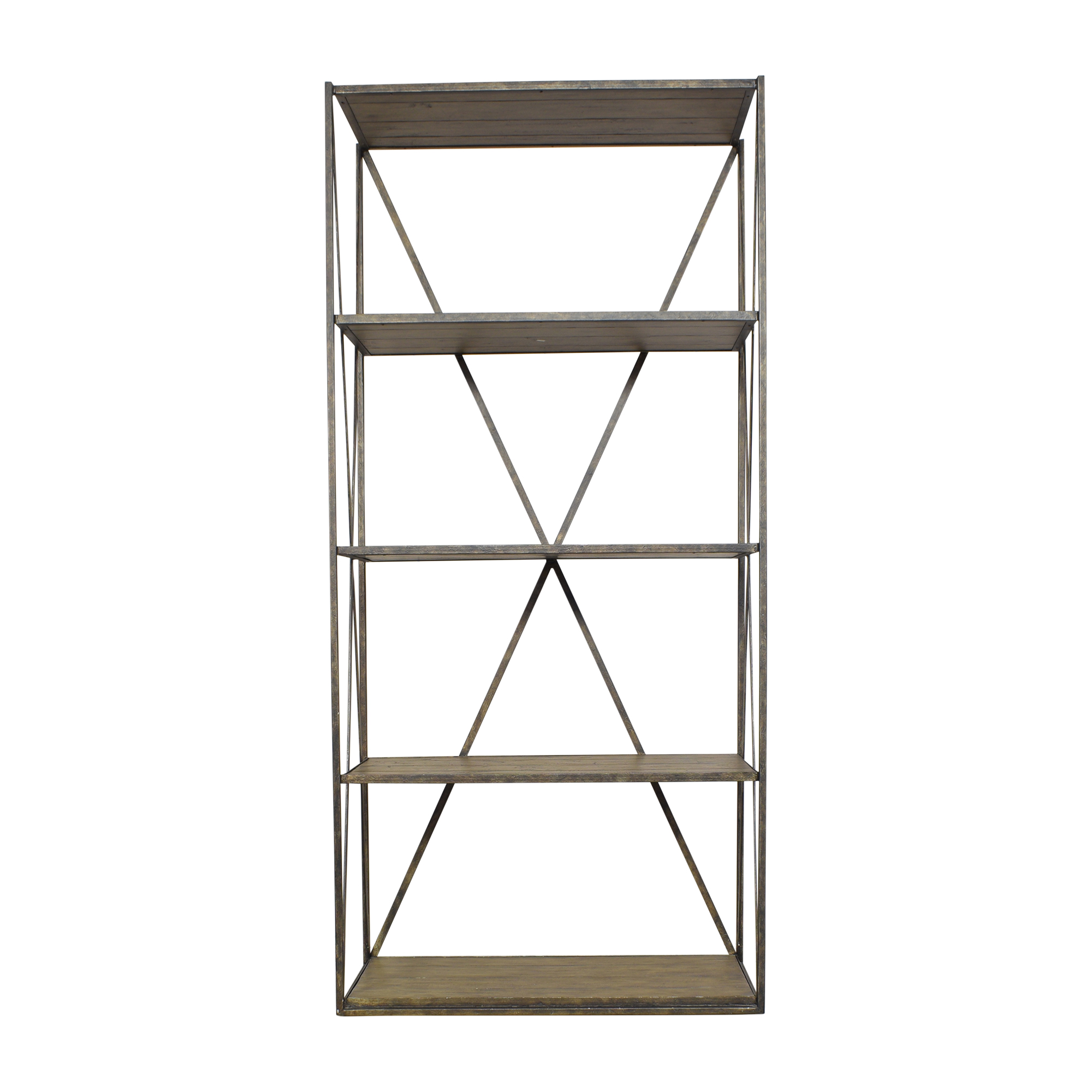 Lillian August Tall Bookcase sale