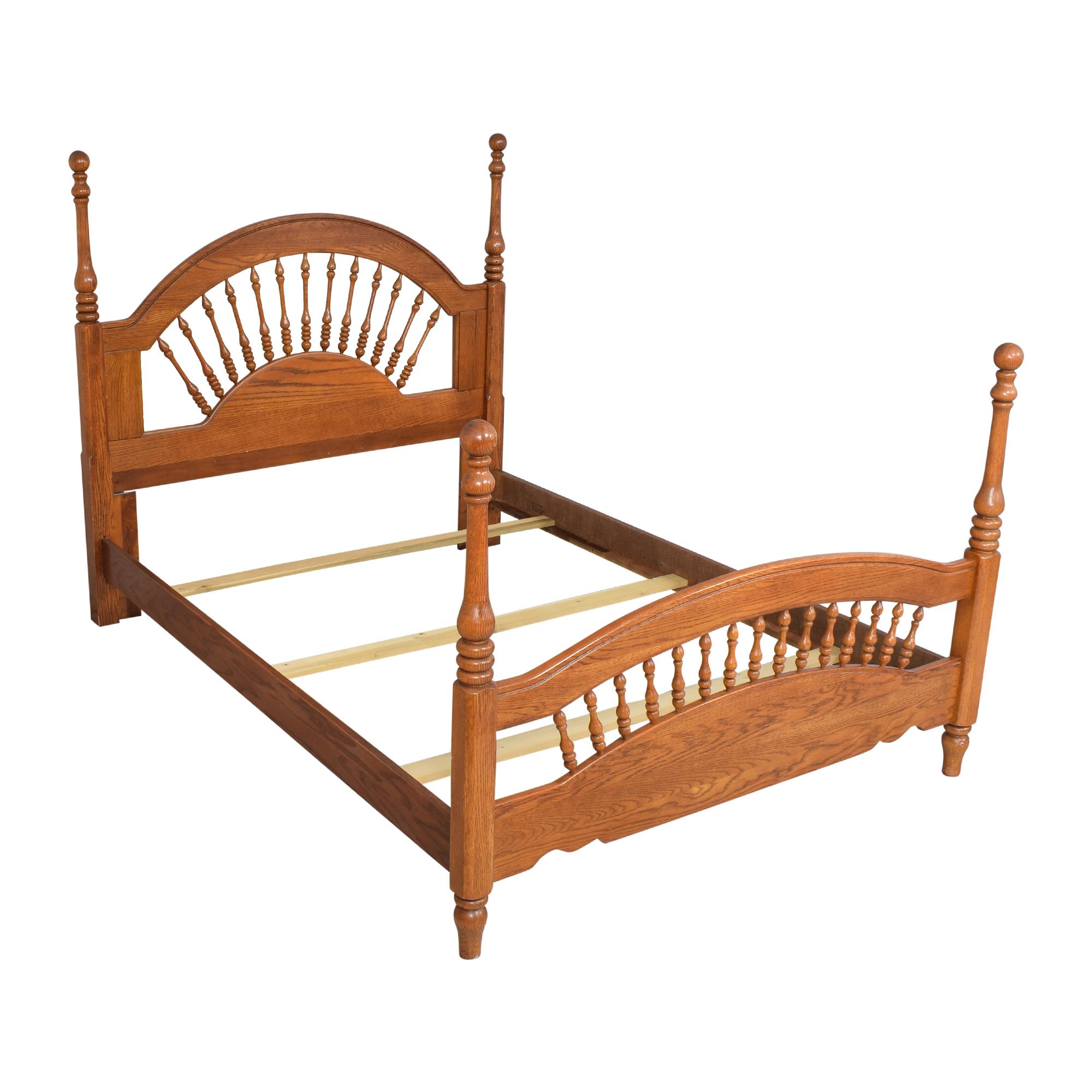 Lexington Furniture Lexington Furniture Spindle Queen Bed Beds