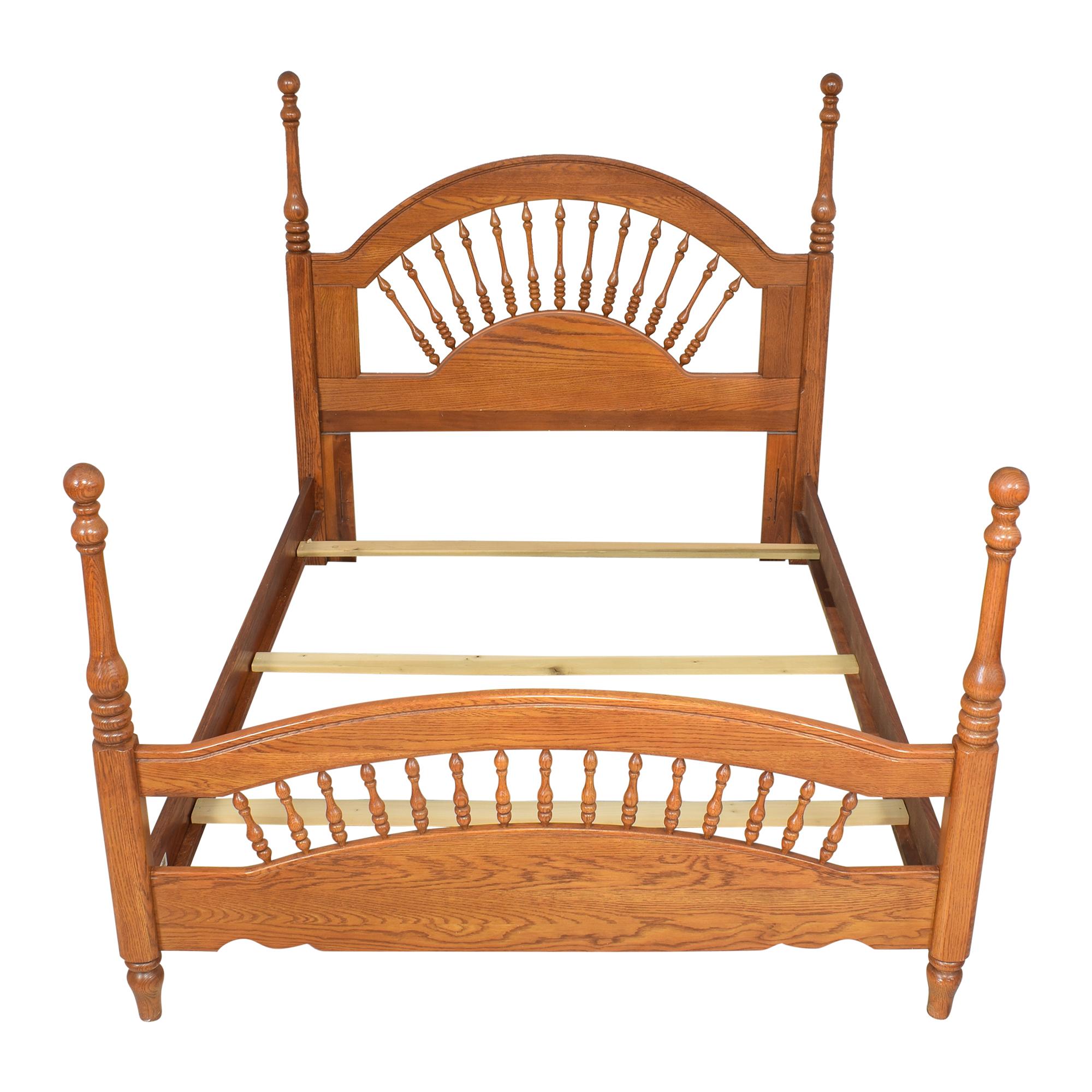 buy Lexington Furniture Spindle Queen Bed Lexington Furniture Beds