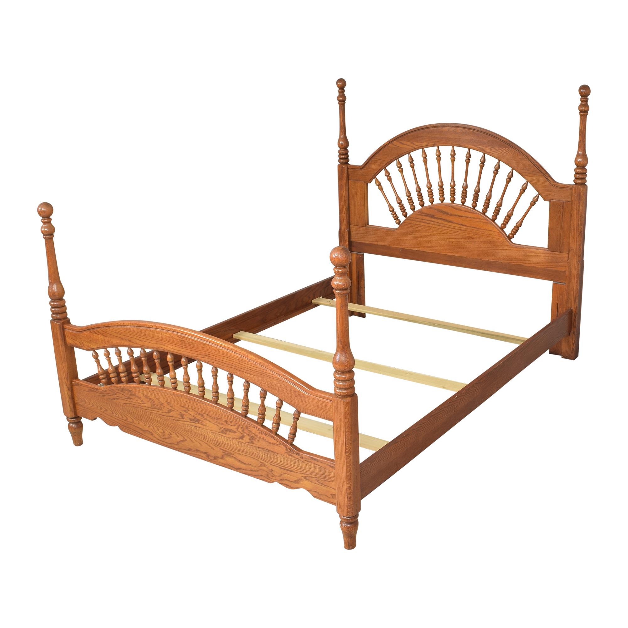 buy Lexington Furniture Spindle Queen Bed Lexington Furniture Bed Frames