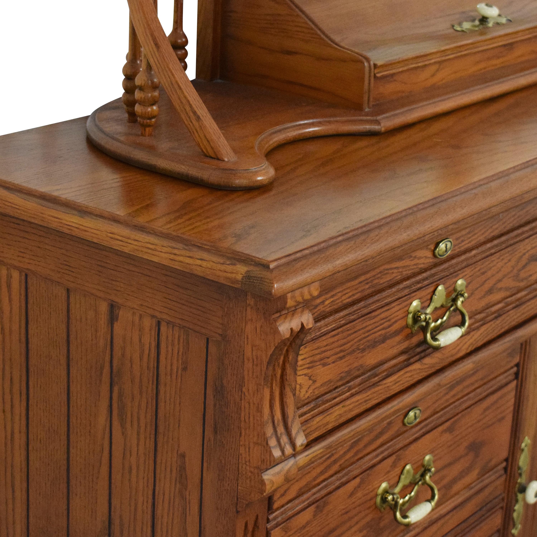 shop Lexington Furniture Dresser with Mirror Lexington Furniture Dressers