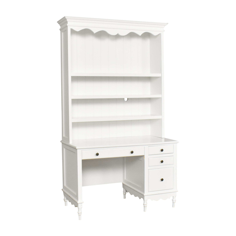 buy Custom Desk with Hutch  Home Office Desks