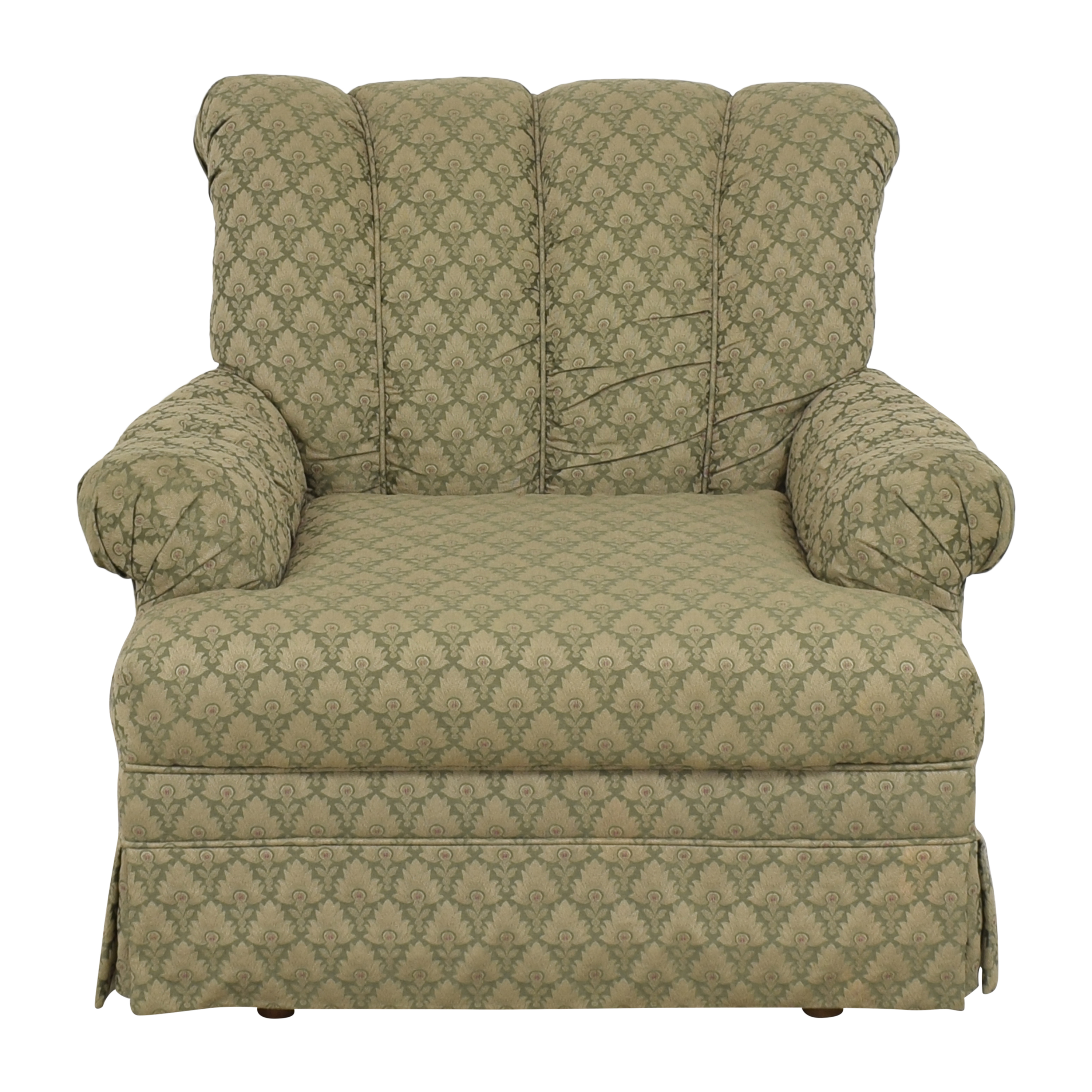 buy  Channel Tufted Club Chair online