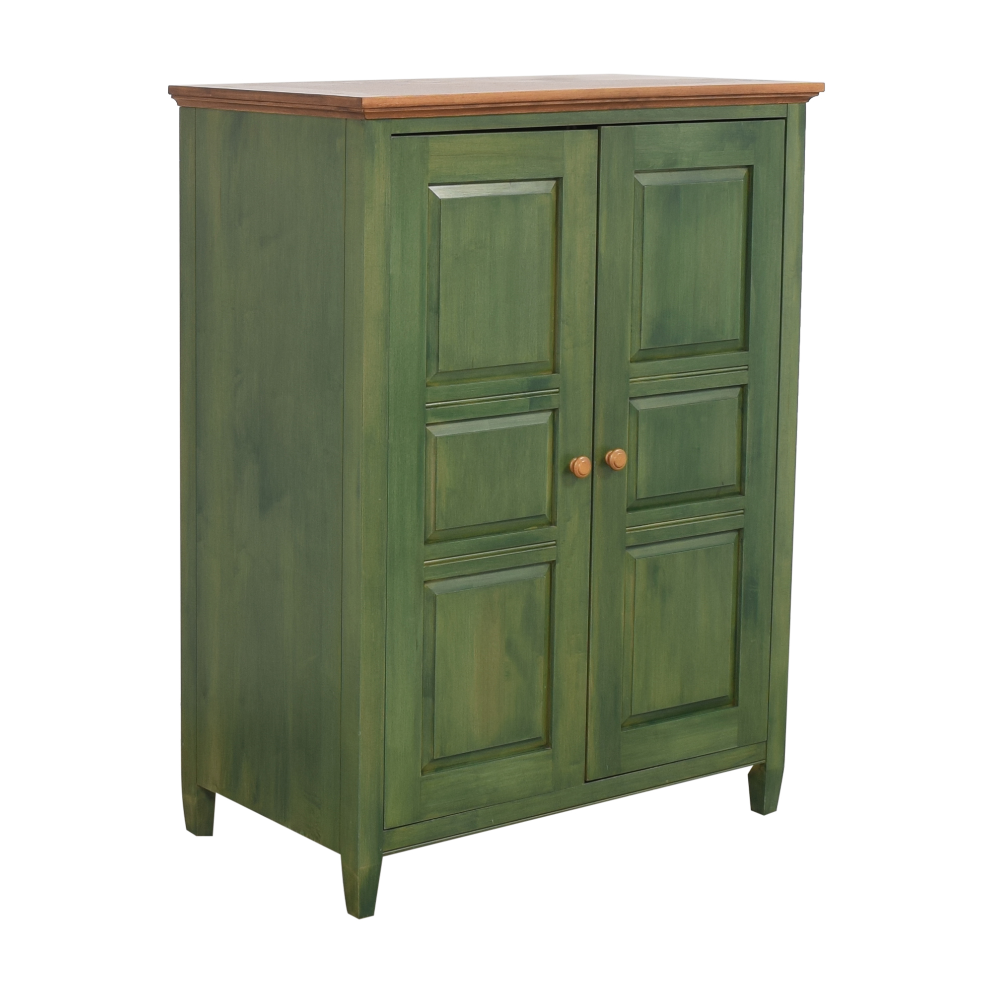 Ethan Allen Ethan Allen Country Colors Media Armoire  second hand