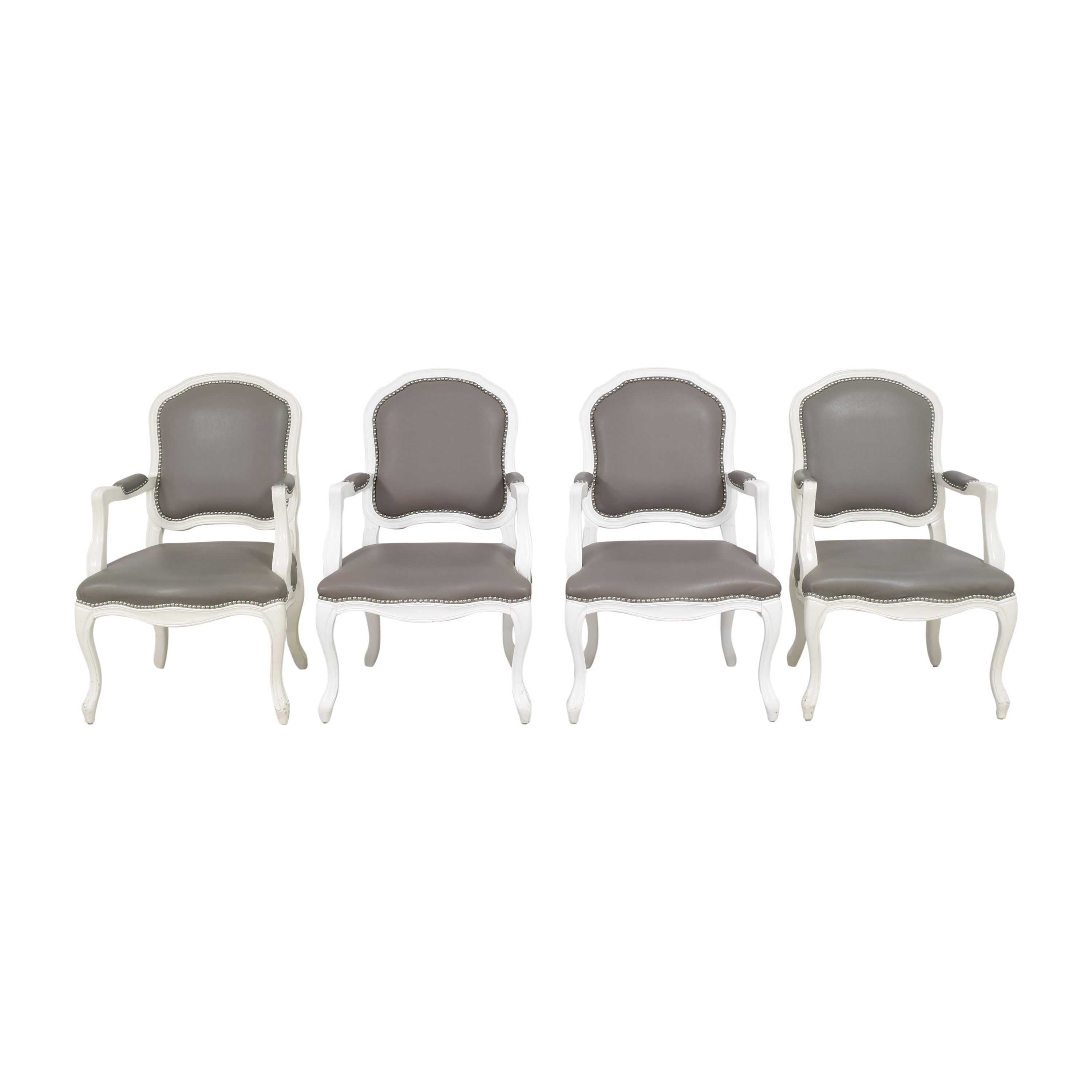 CB2 CB2 Stick Around Arm Chairs for sale