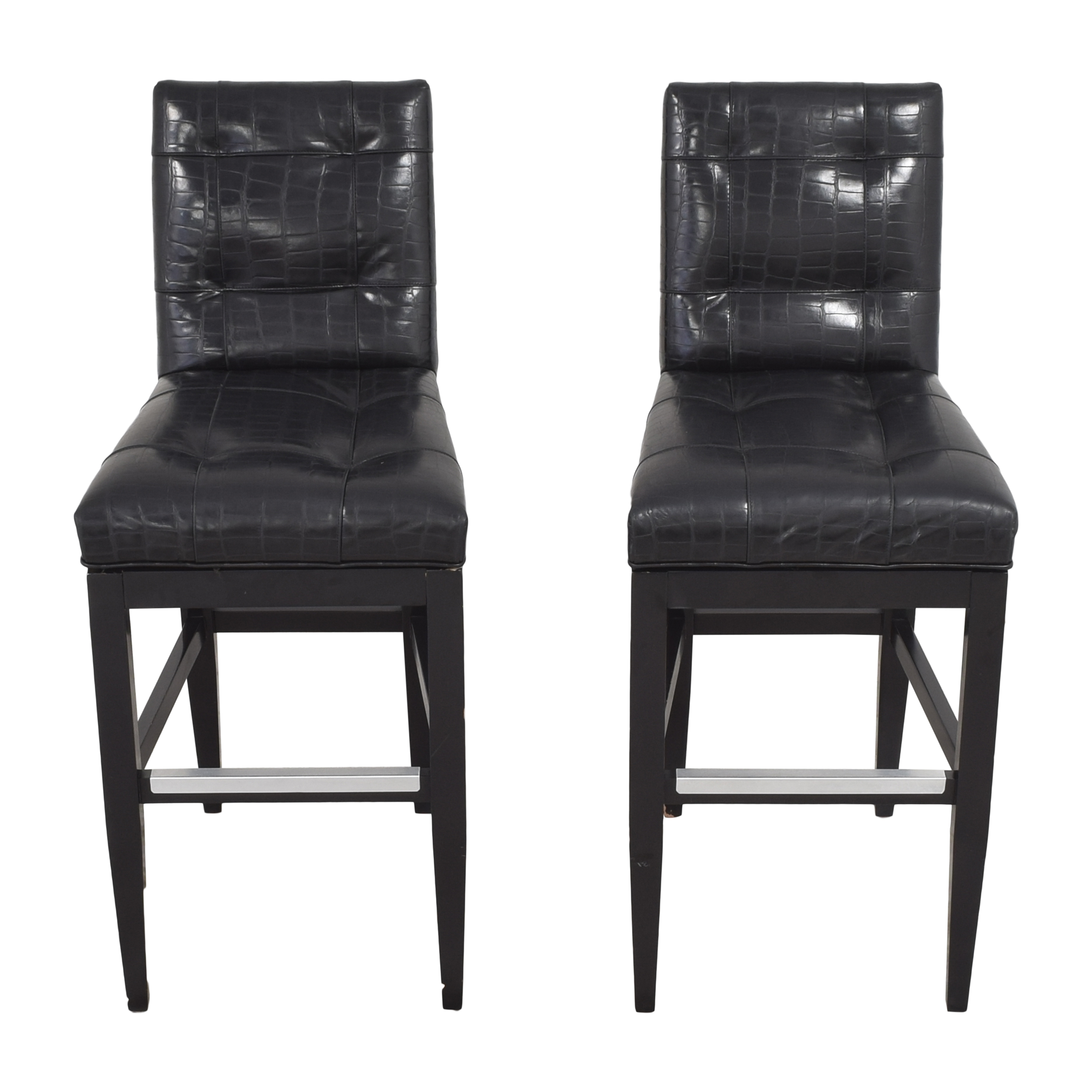 Jessica Charles Jessica Charles Tufted Bar Stools coupon