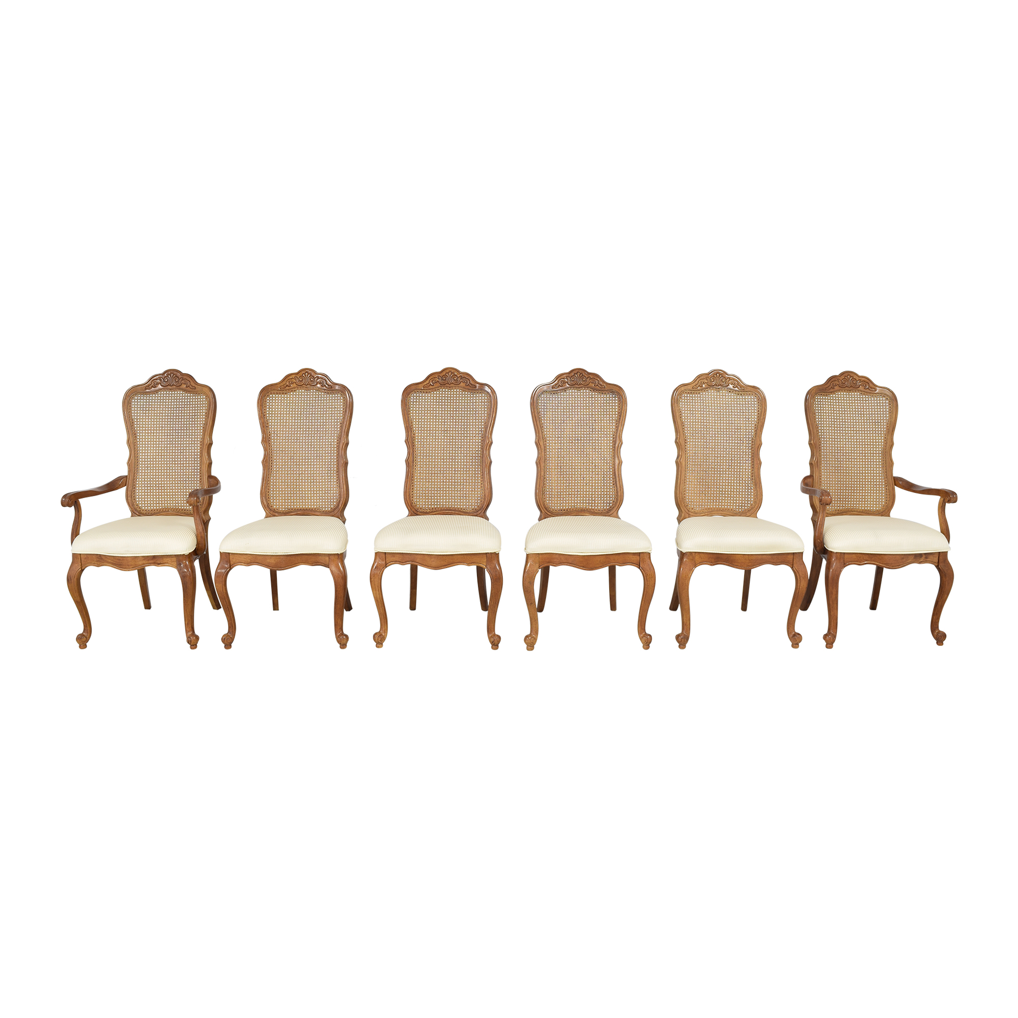buy Universal Cane Back Dining Chairs Universal Furniture Dining Chairs