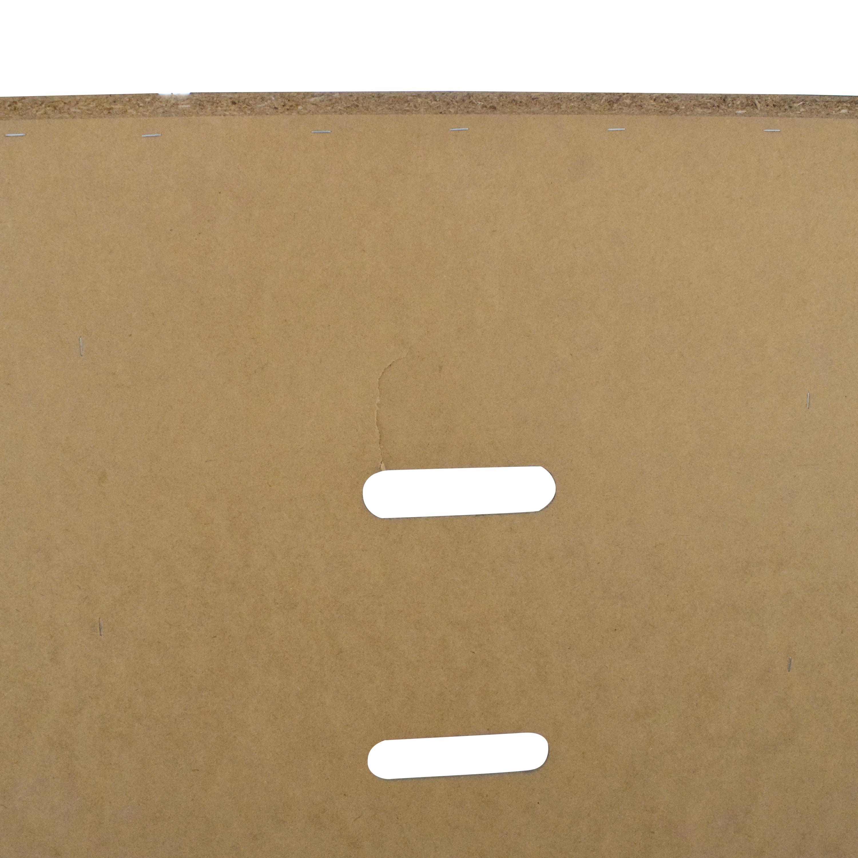Two Door Media Cabinet / Storage