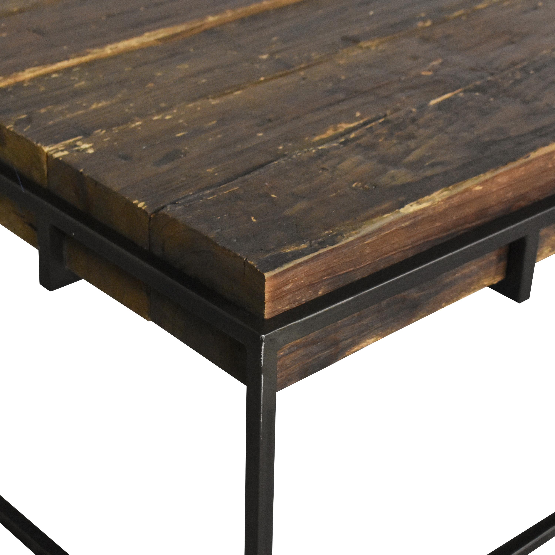 shop West Elm West Elm Hudson Reclaimed Coffee Table online