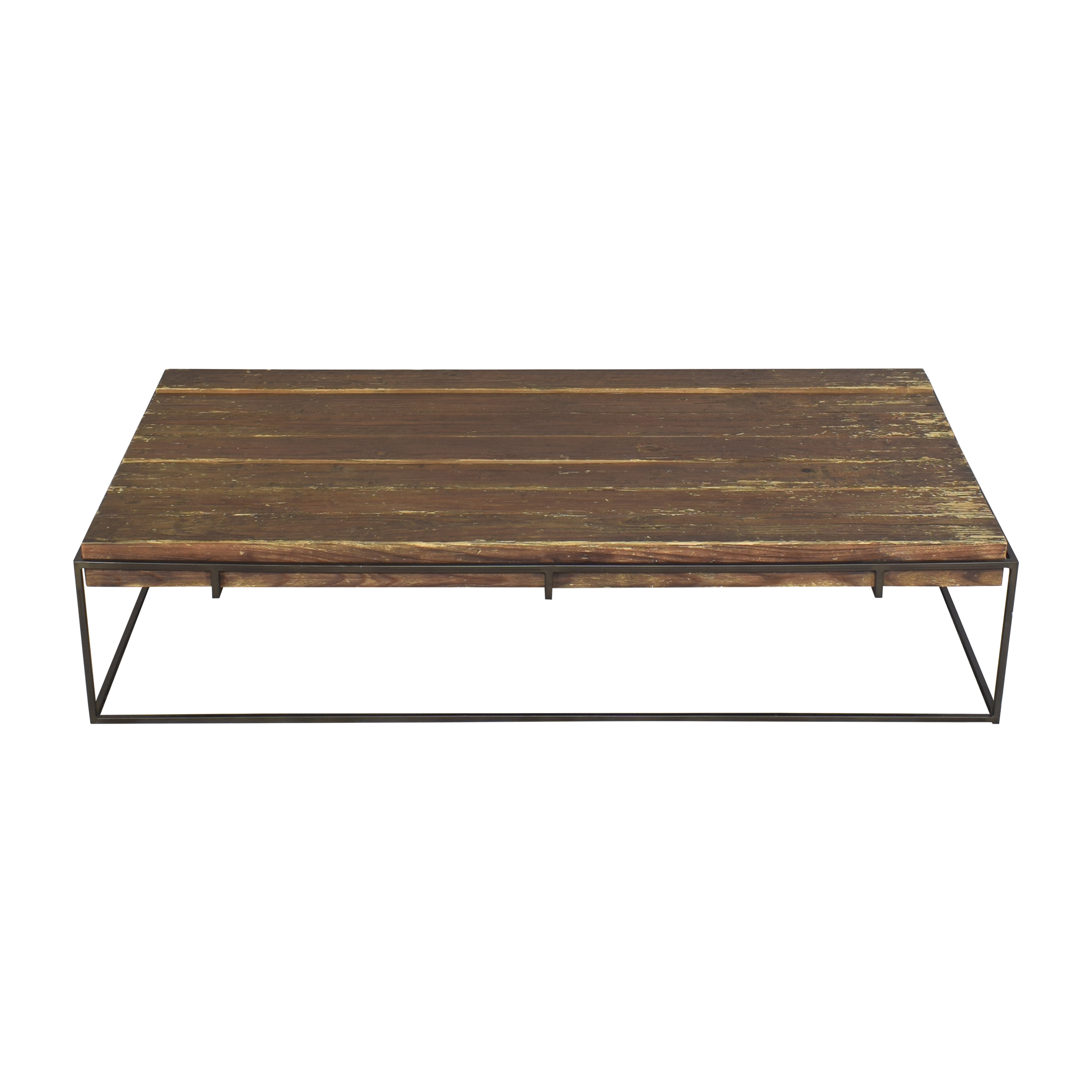 West Elm Hudson Reclaimed Coffee Table / Coffee Tables