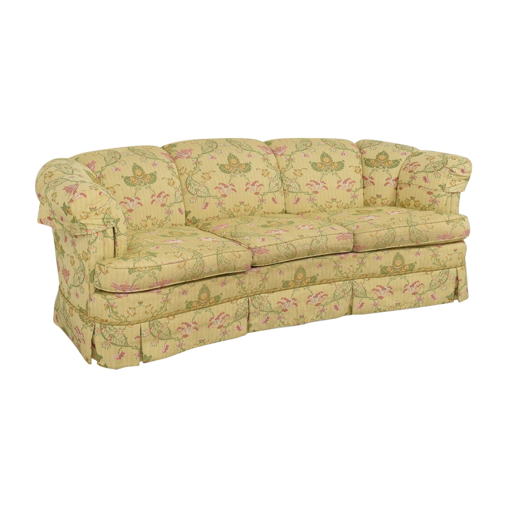Kindel Kindel Floral Crescent Sofa multi