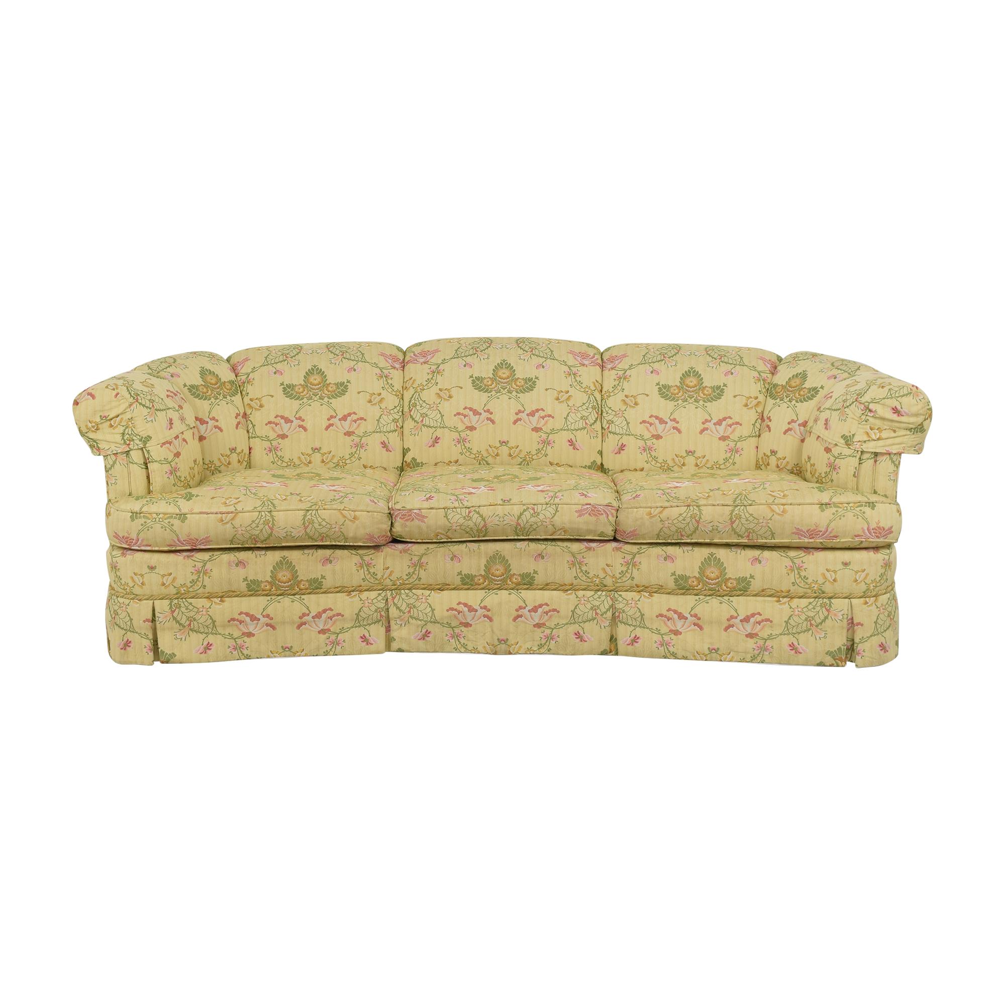 buy Kindel Floral Crescent Sofa Kindel