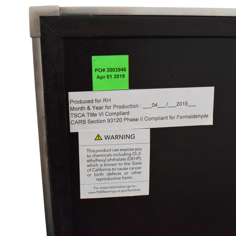 Restoration Hardware Restoration Hardware Saunderson Shagreen Six Drawer Dresser price