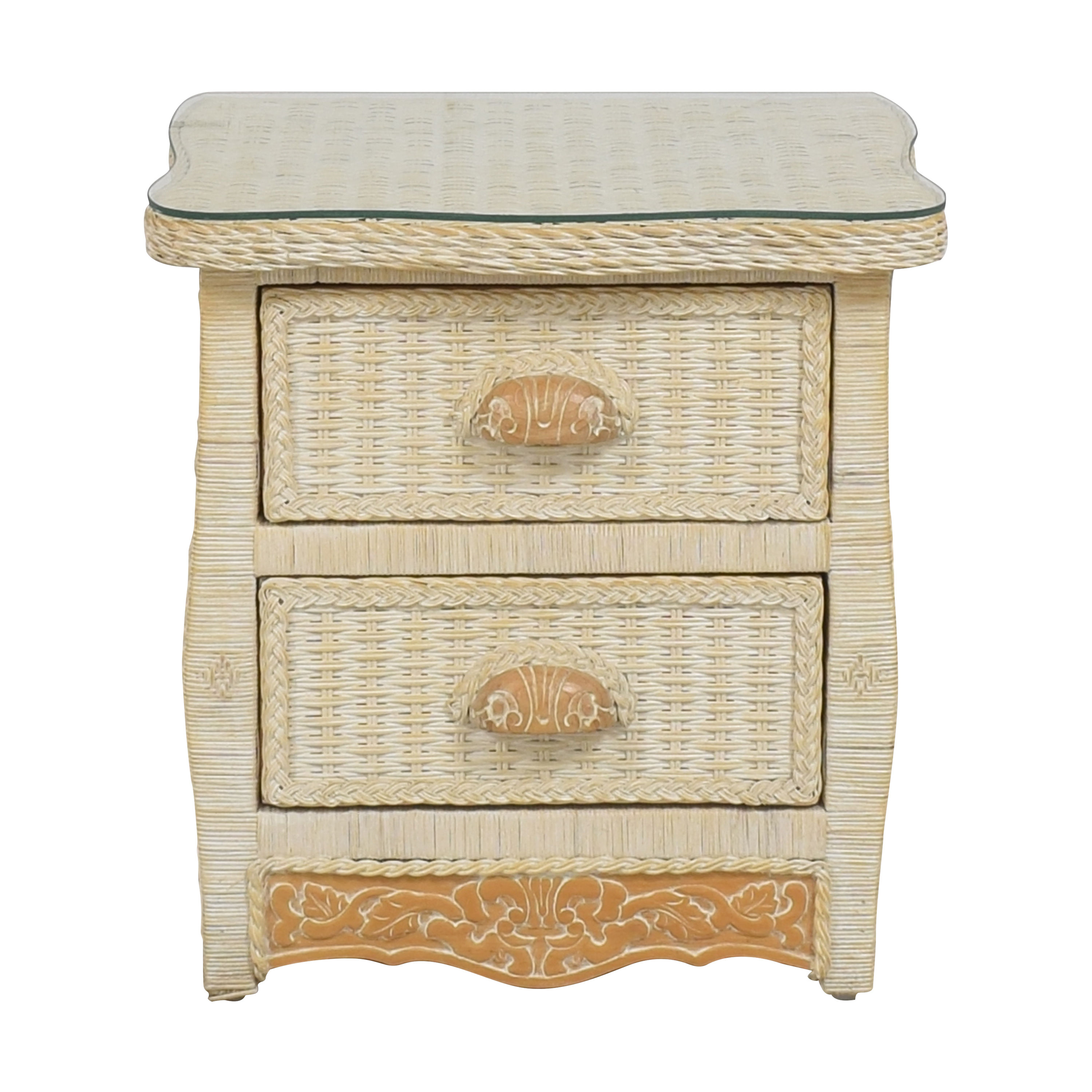 Pier 1 Pier 1 Jamaica Collection Nightstand coupon