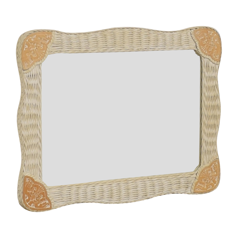 Pier 1 Pier 1 Framed Wall Mirror