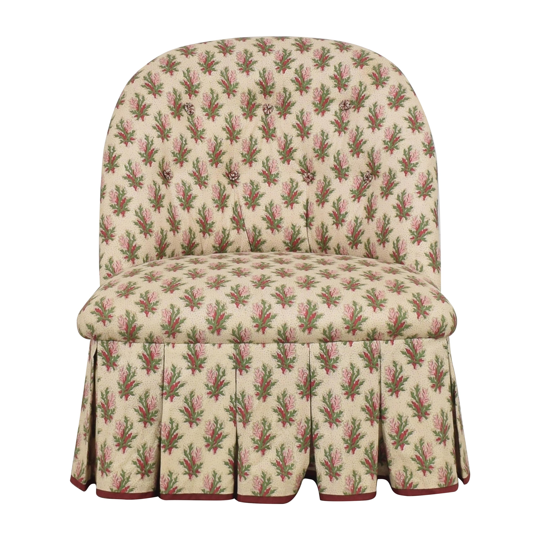 Jonas Jonas Skirted Slipper Chair price