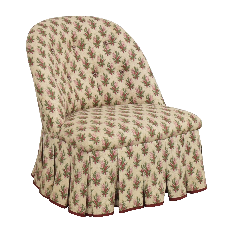 shop Jonas Jonas Skirted Slipper Chair online
