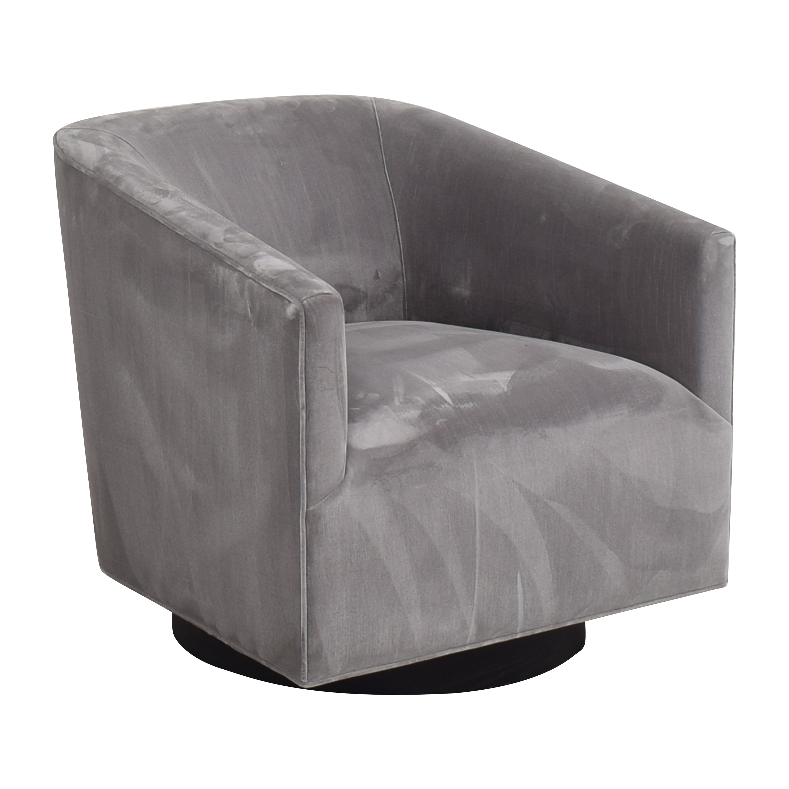 Restoration Hardware Restoration Hardware 1950s Italian Shelter Arm Swivel Chair price