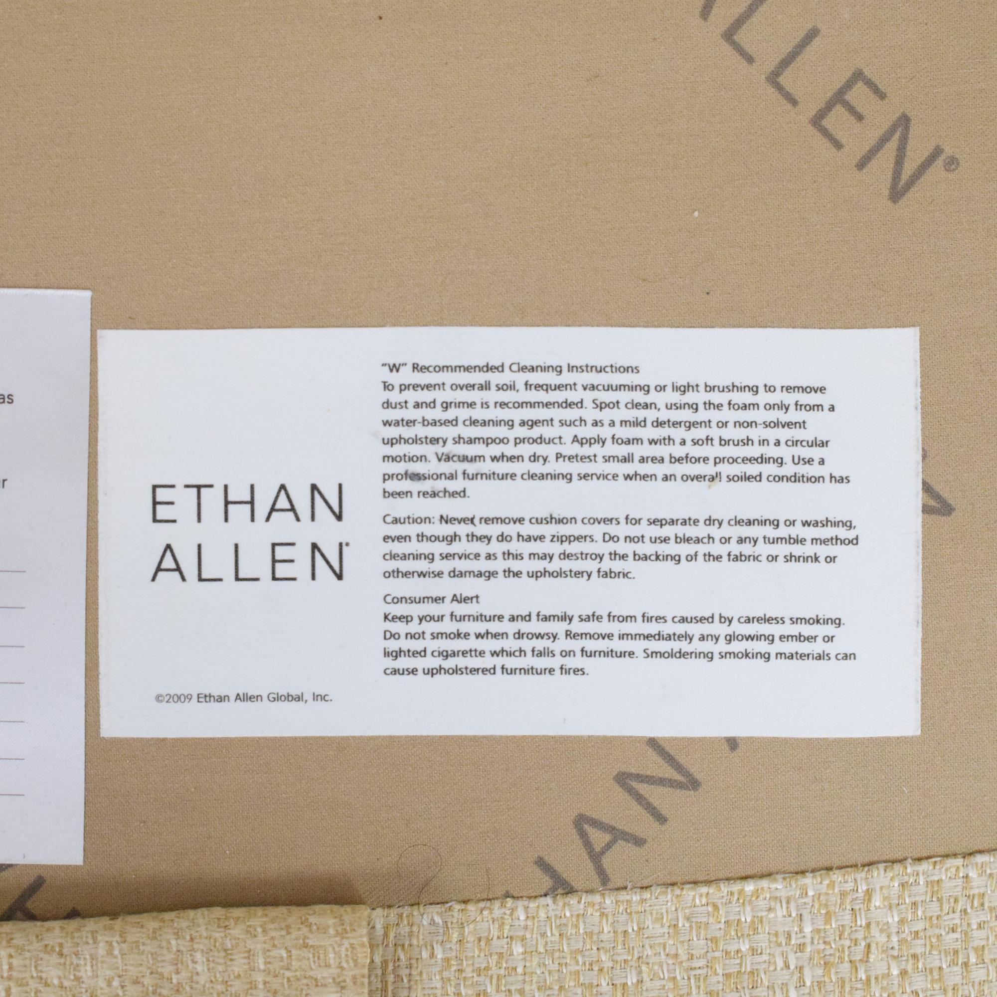 shop Ethan Allen Shawe Chair Ethan Allen Accent Chairs