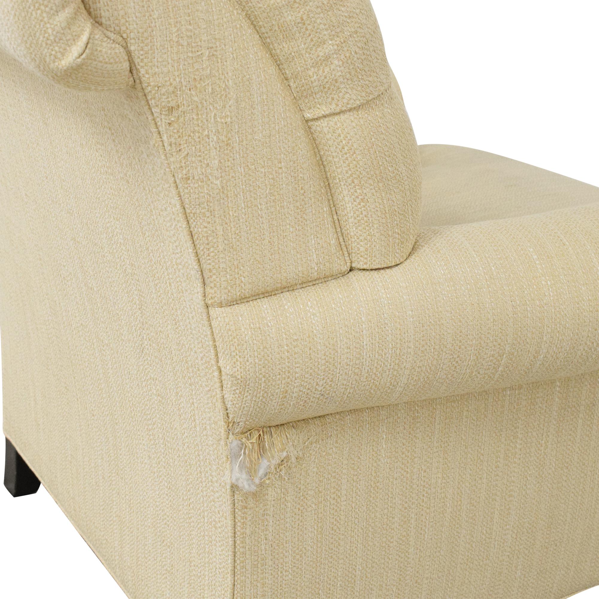 Ethan Allen Shawe Chair / Chairs