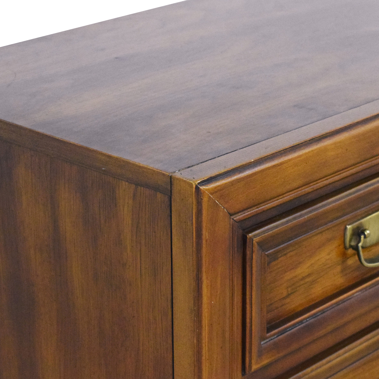 Huntley Huntley Nine Drawer Triple Dresser for sale